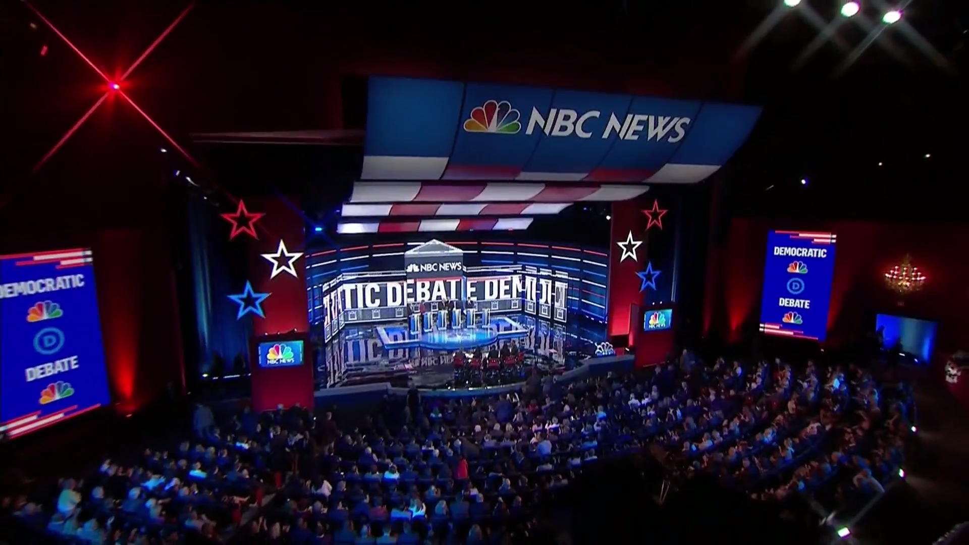 Democrats pile in on Bloomberg in lively TV debate
