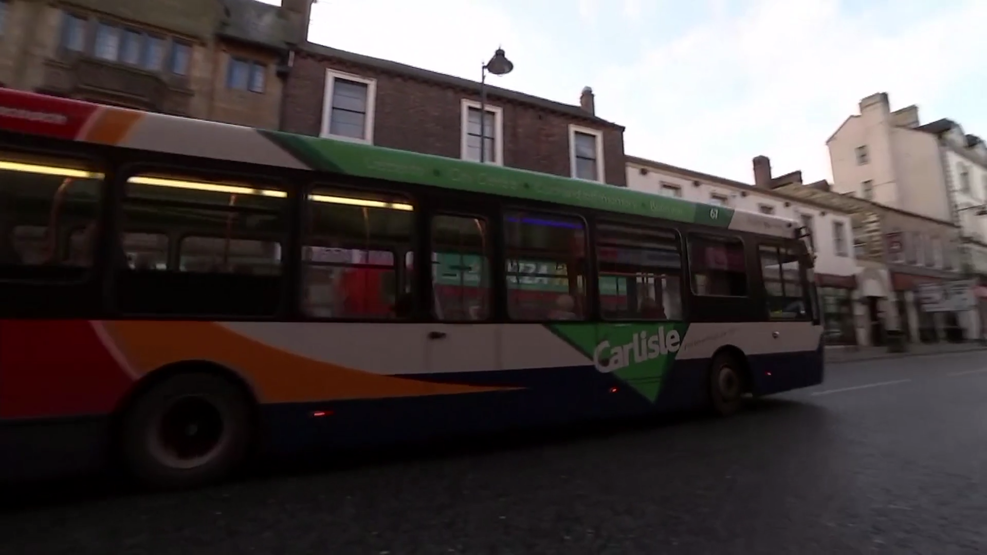 t1IDb9SCr2c image 1920x1080 - Johnson unveils £5bn buses and cycles package – Channel 4 News