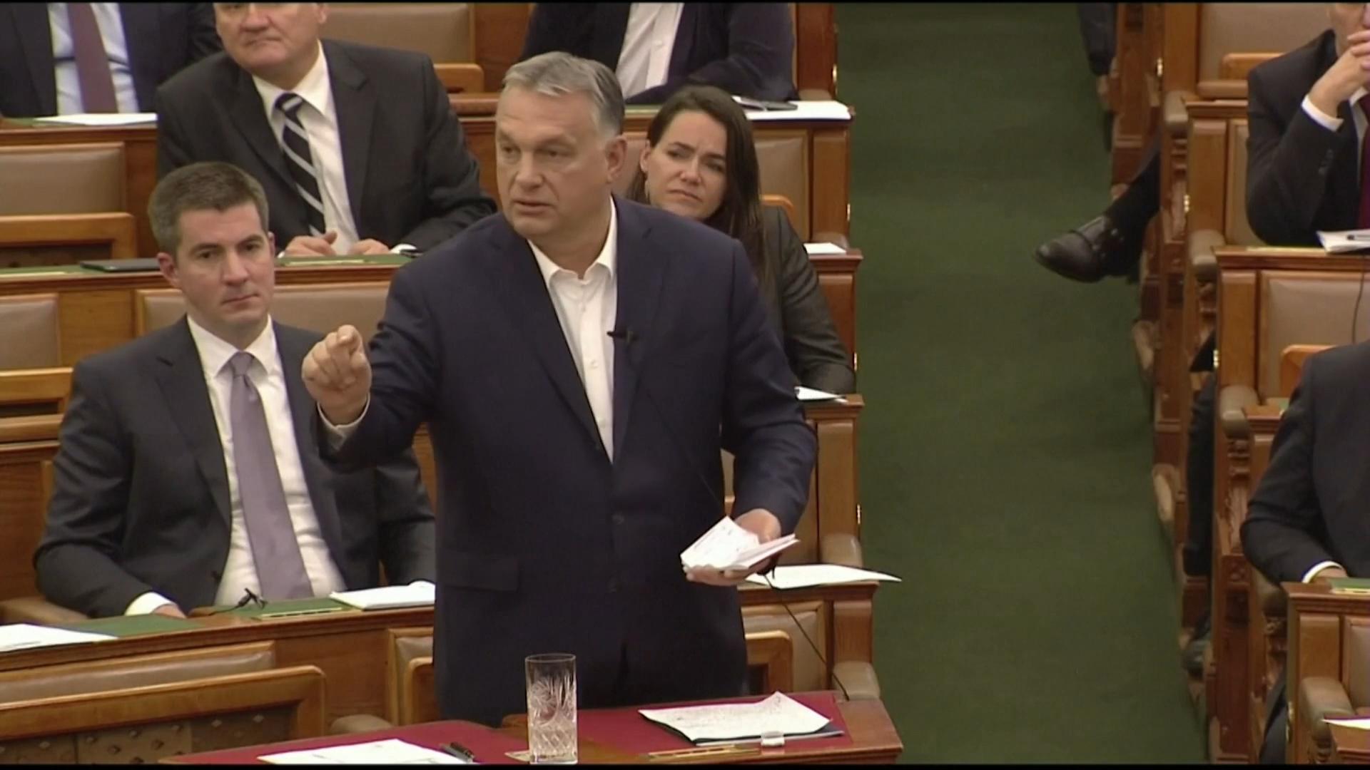 Hungary's Orban granted powers to rule by decree during coronavirus crisis