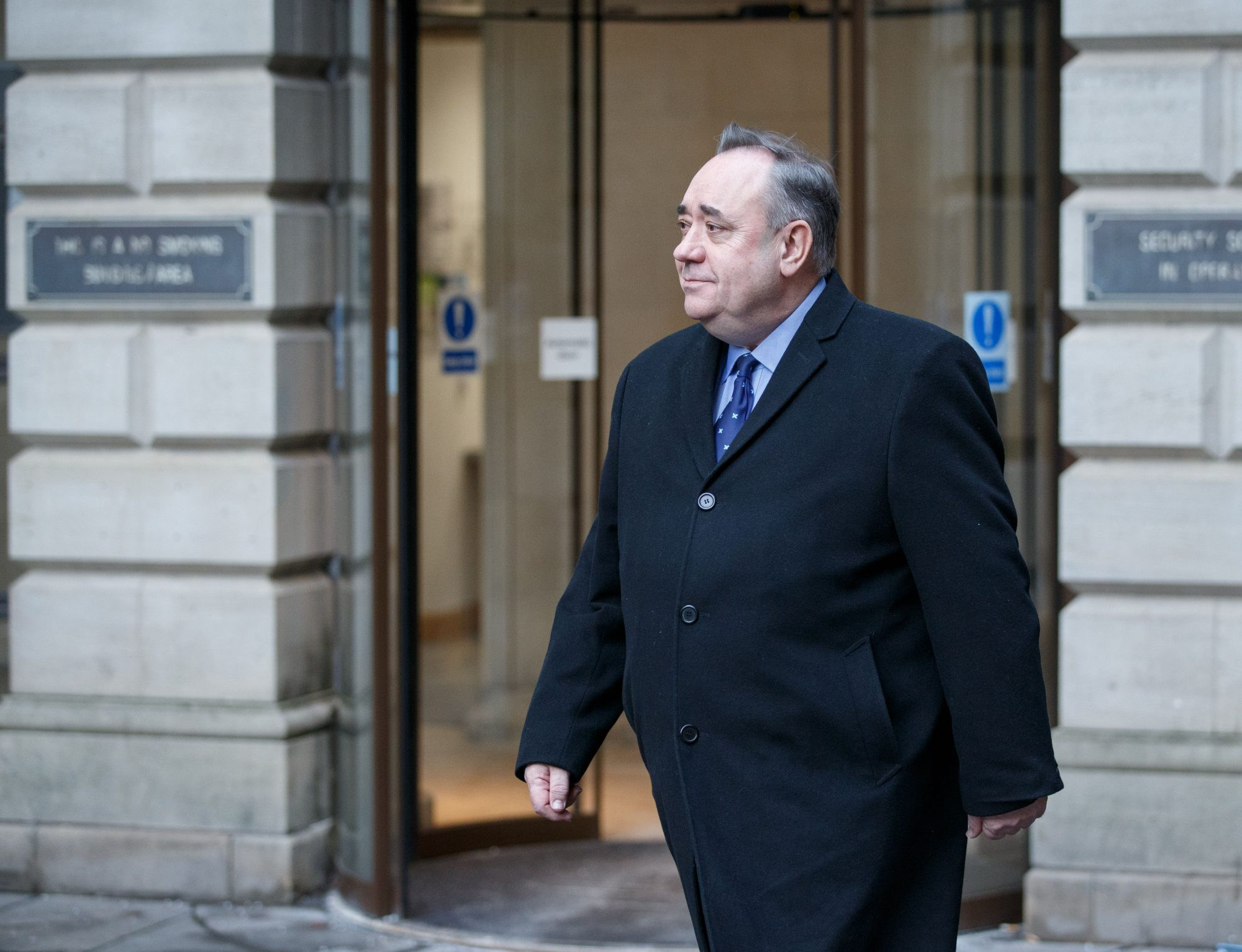 "Alex Salmond tells court some charges against him are ""deliberate fabrications"" – Channel 4 News"