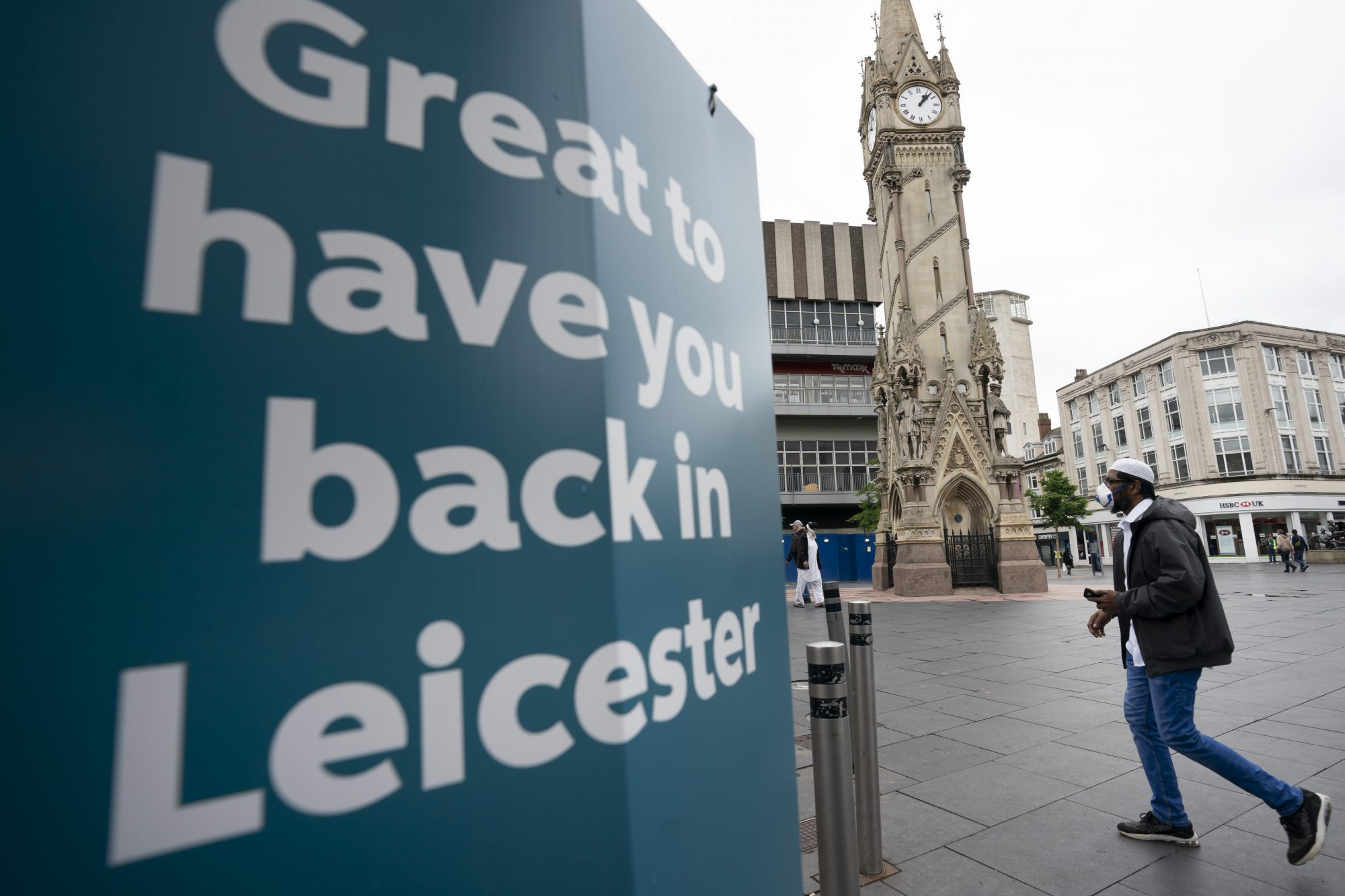 Labour accuses Johnson of being too slow to respond to Leicester Covid outbreak - channel 4