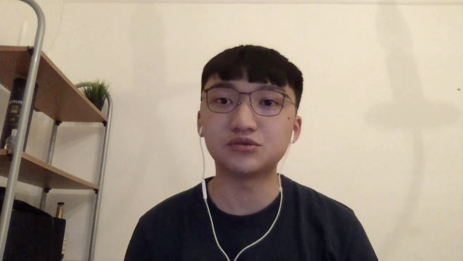 'I fear for my personal safety and security' – Hong Kong pro-democracy campaigner Isaac Cheng - channel 4
