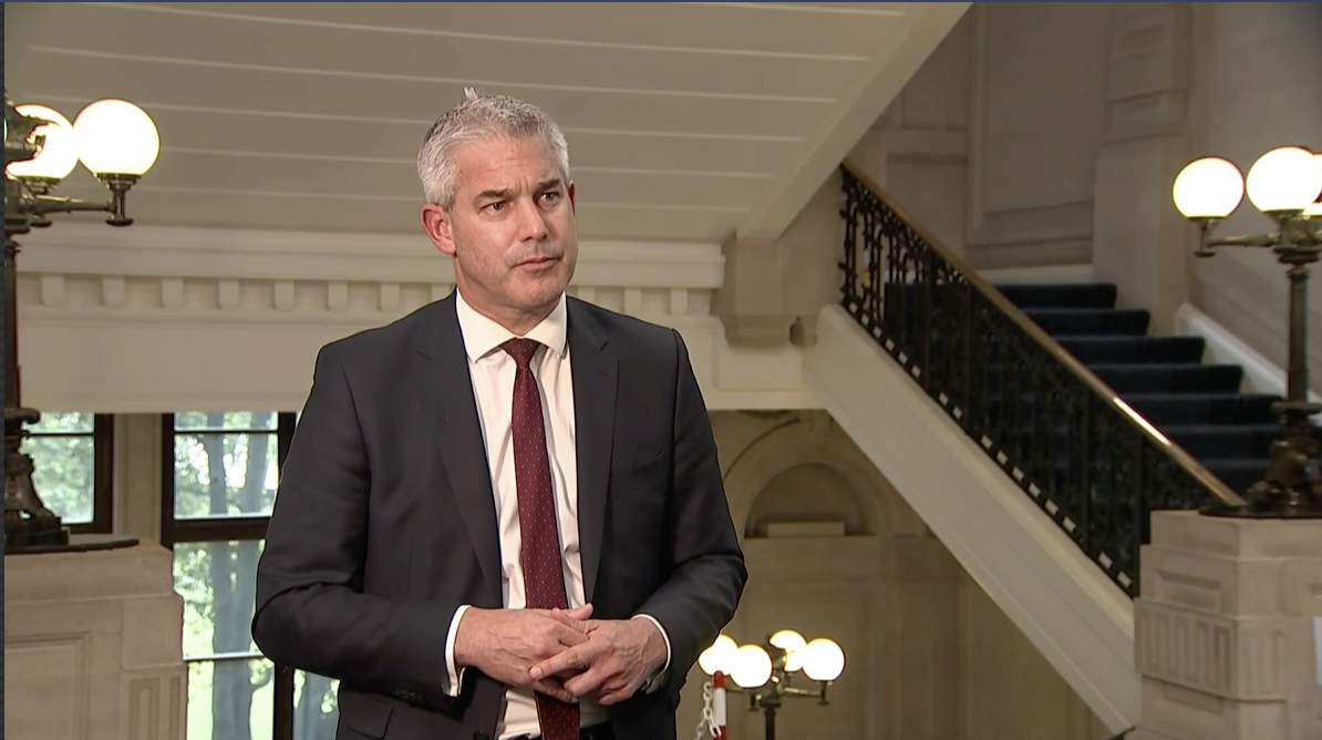'We face a severe economic shock as a consequence of the pandemic' – Chief Secretary to Treasury Stephen Barclay - channel 4