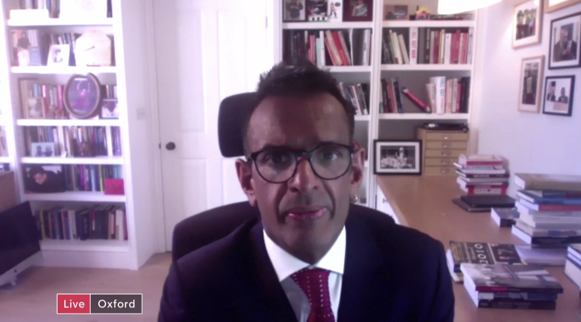 'Deal or no deal, this spending is necessary' – Kings College London's Prof Anand Menon on UK-EU border spending