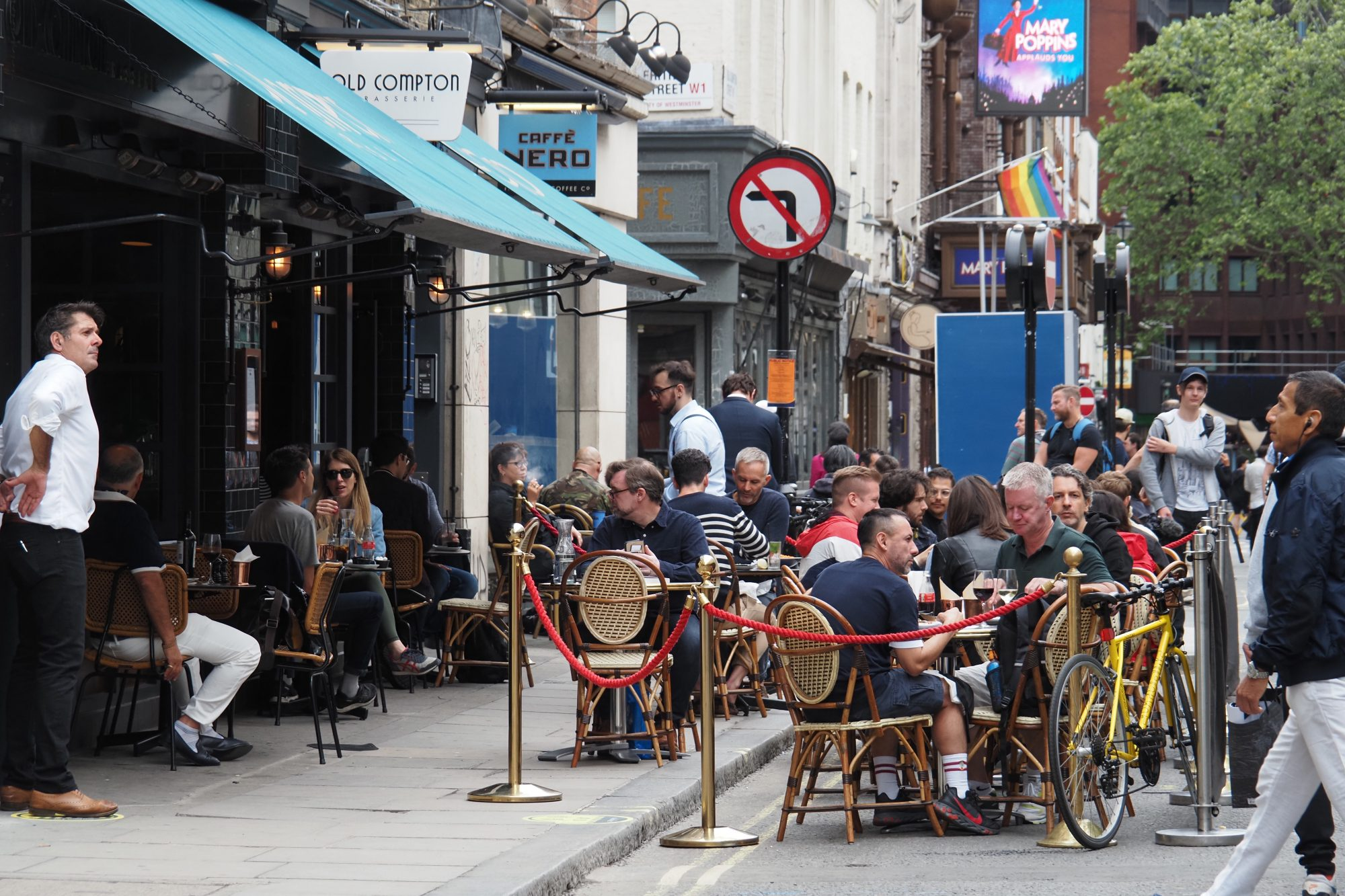 Pubs, restaurants, hair salons reopen as lockdown eases in England