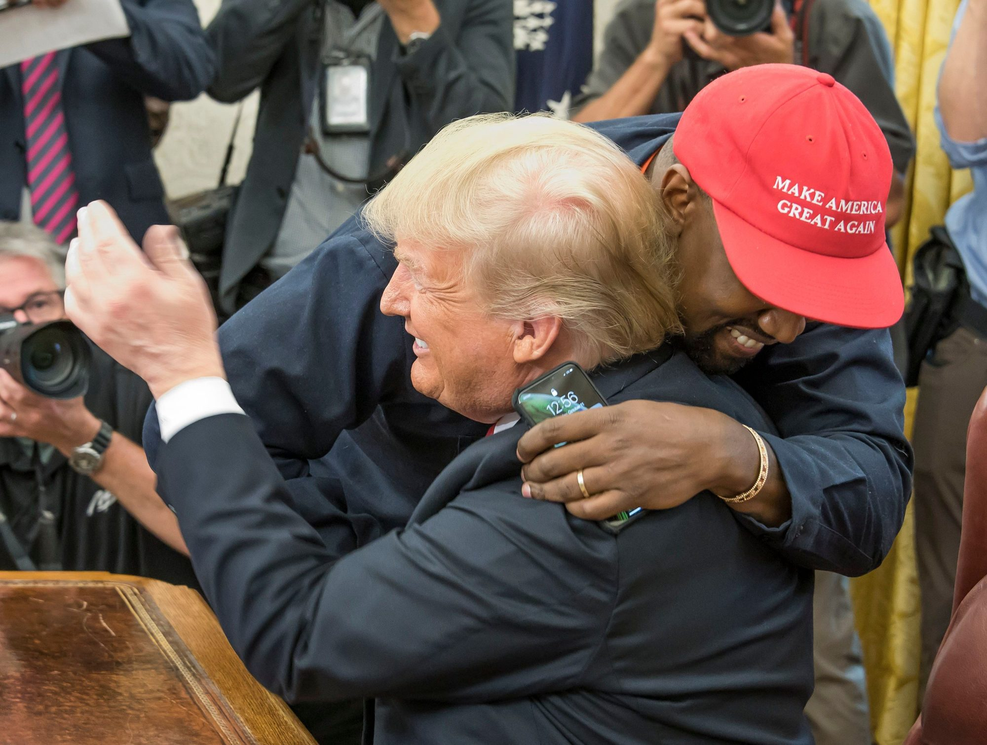 Kanye announces 2020 presidential bid - channel 4