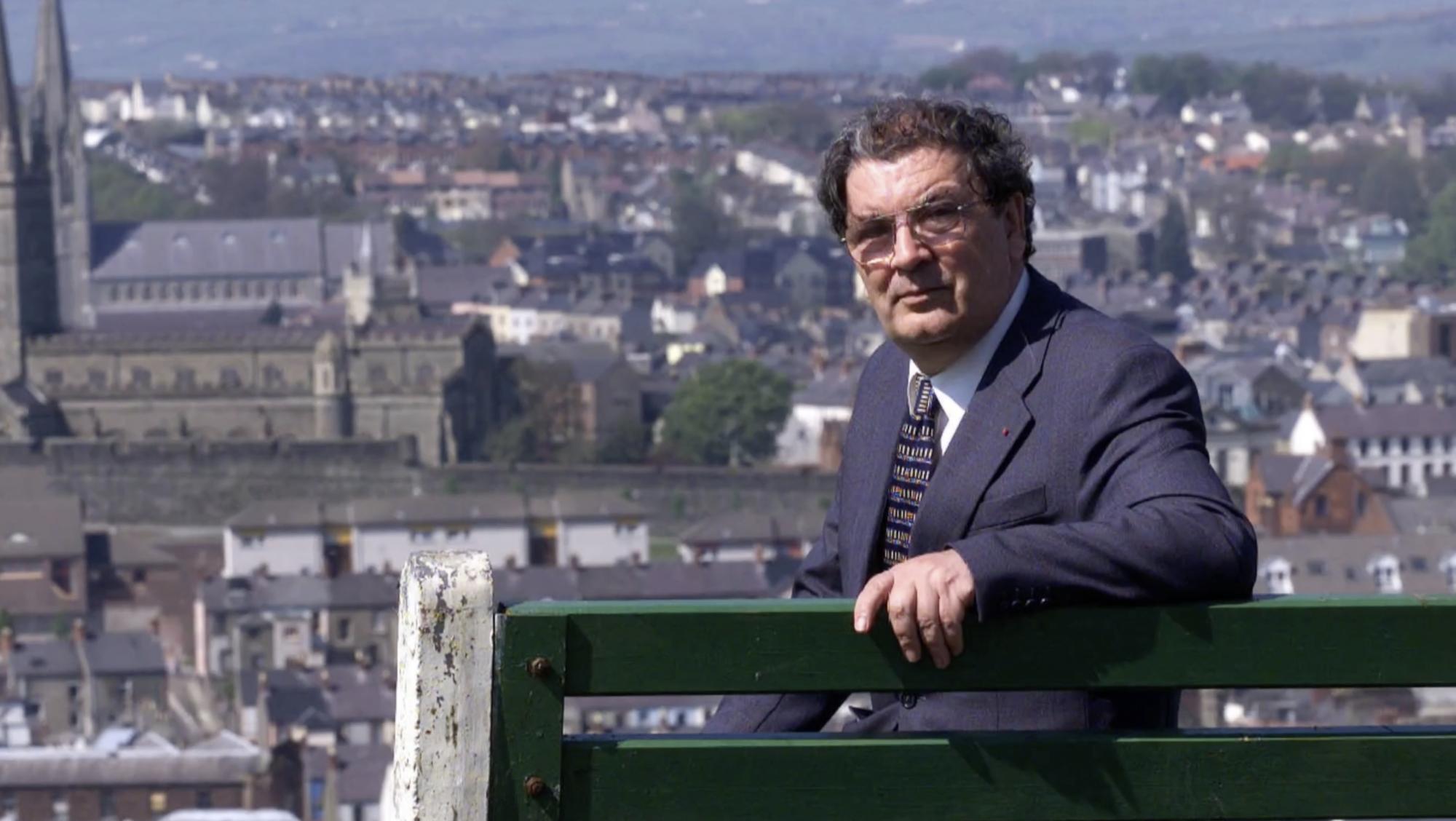 Nobel Peace Prize winner John Hume dies - channel 4