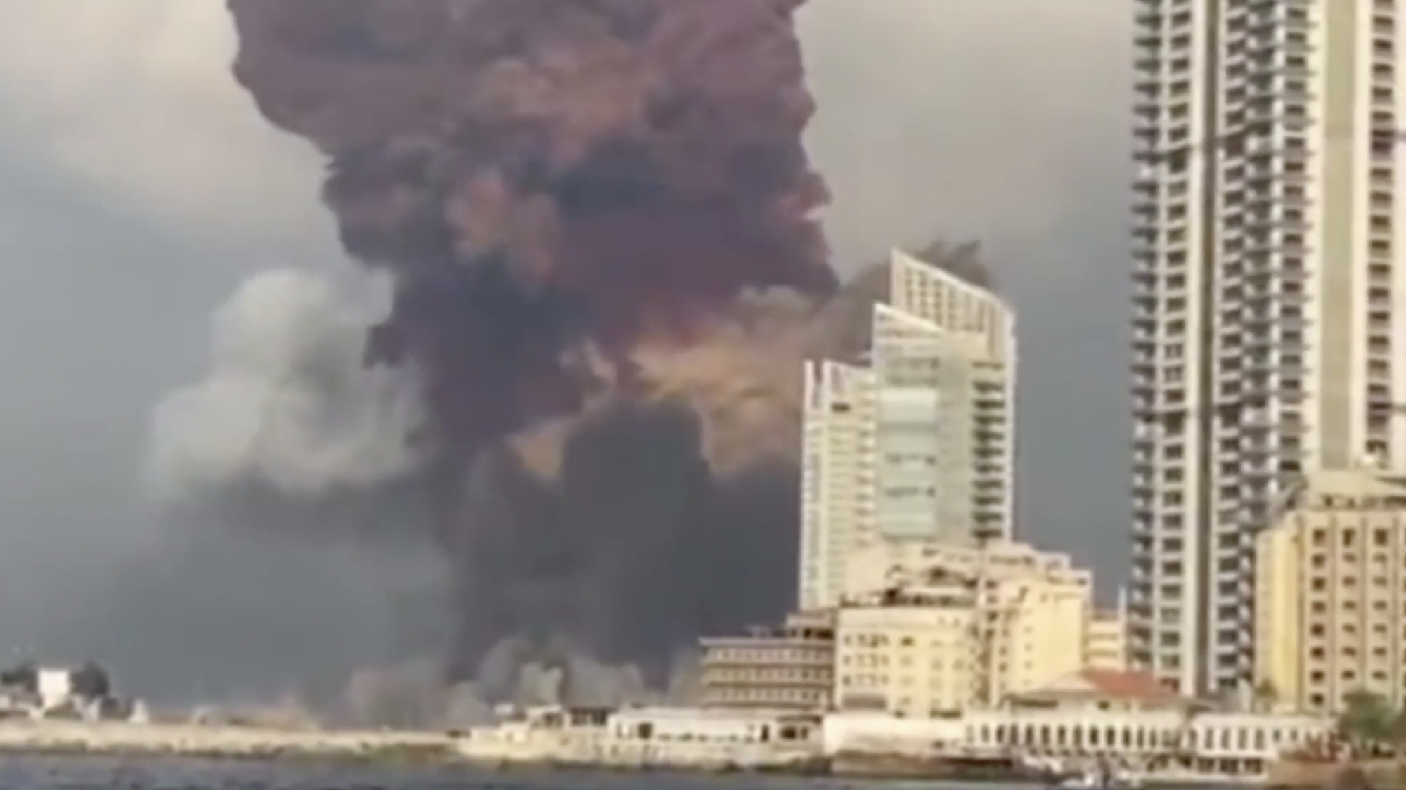 Which chemicals caused Beirut explosion? - channel 4