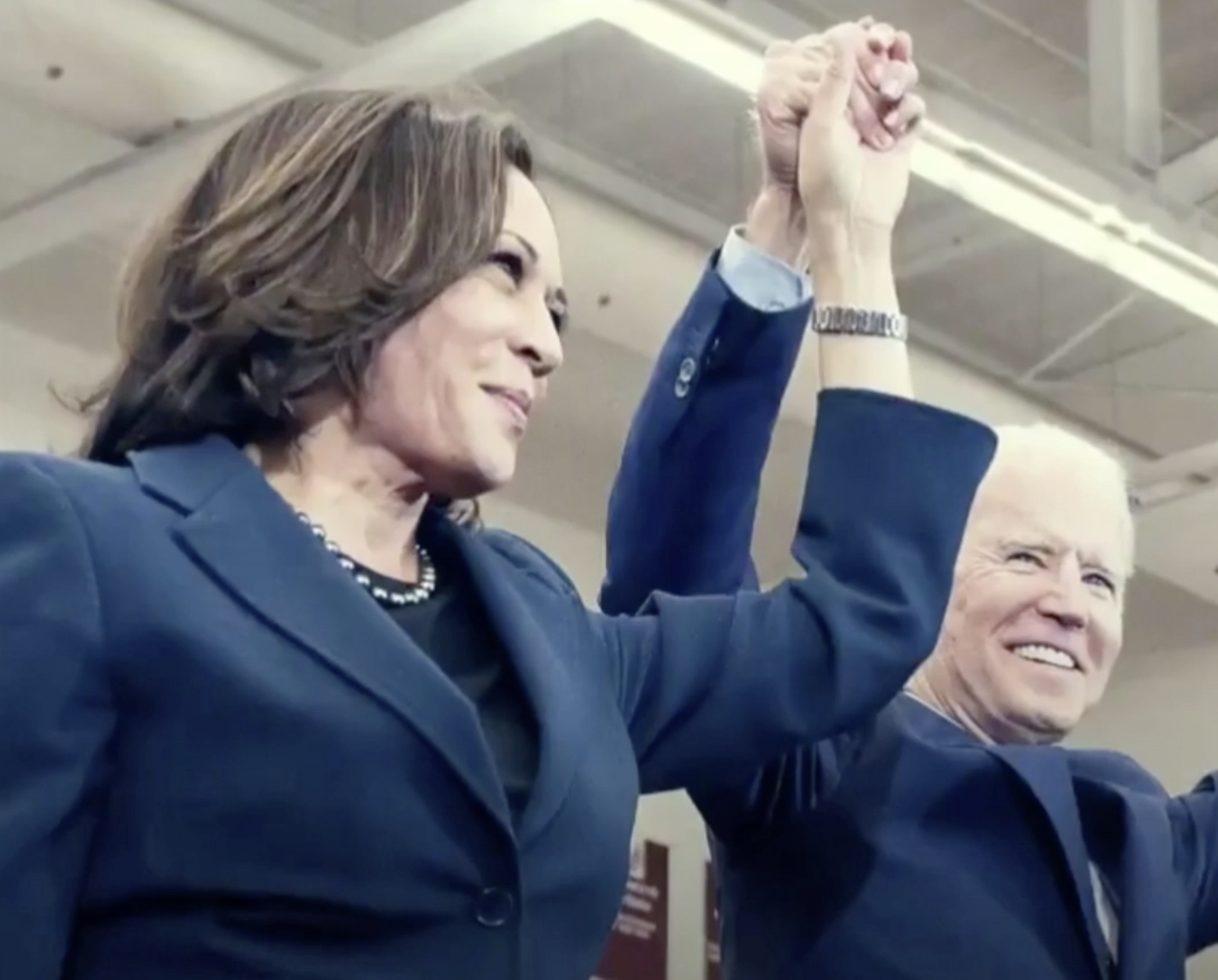 Kamala Harris chosen as Joe Biden's running mate - channel 4