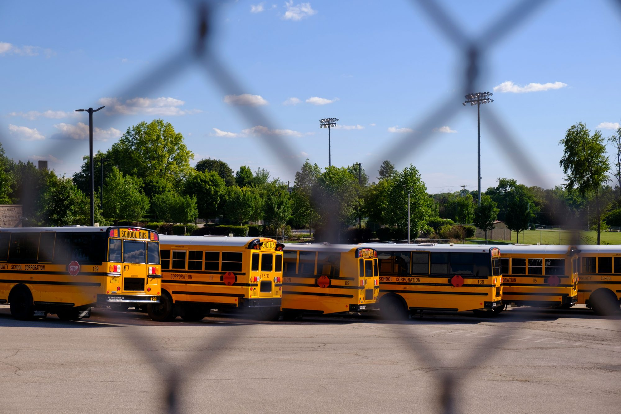 Teachers fear reopening of schools amid high infection rates in US