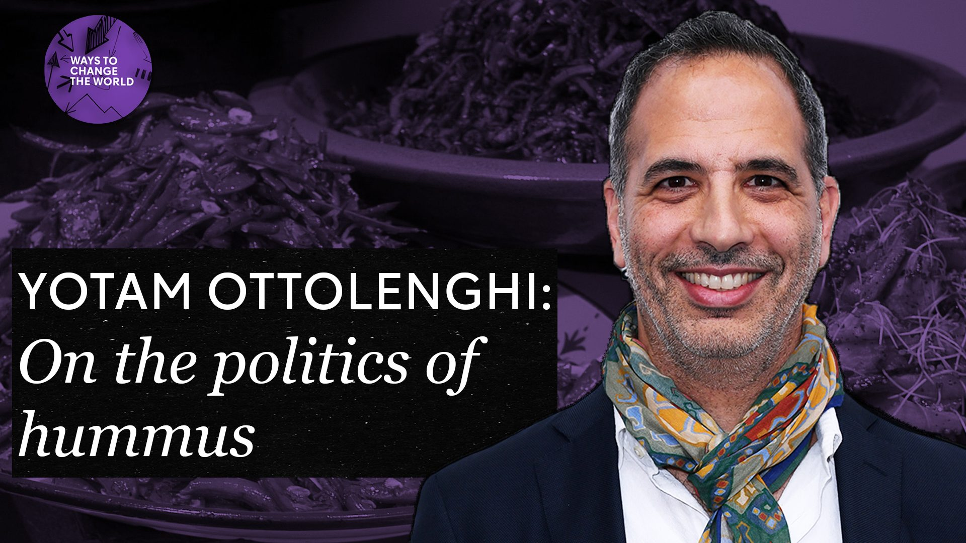 Series 6, Episode 5: Yotam Ottolenghi - channel 4