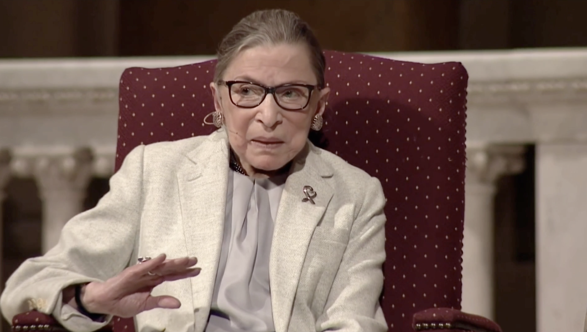 The life of 'notorious' Supreme Court Justice Ruth Bader Ginsburg, who has died aged 87