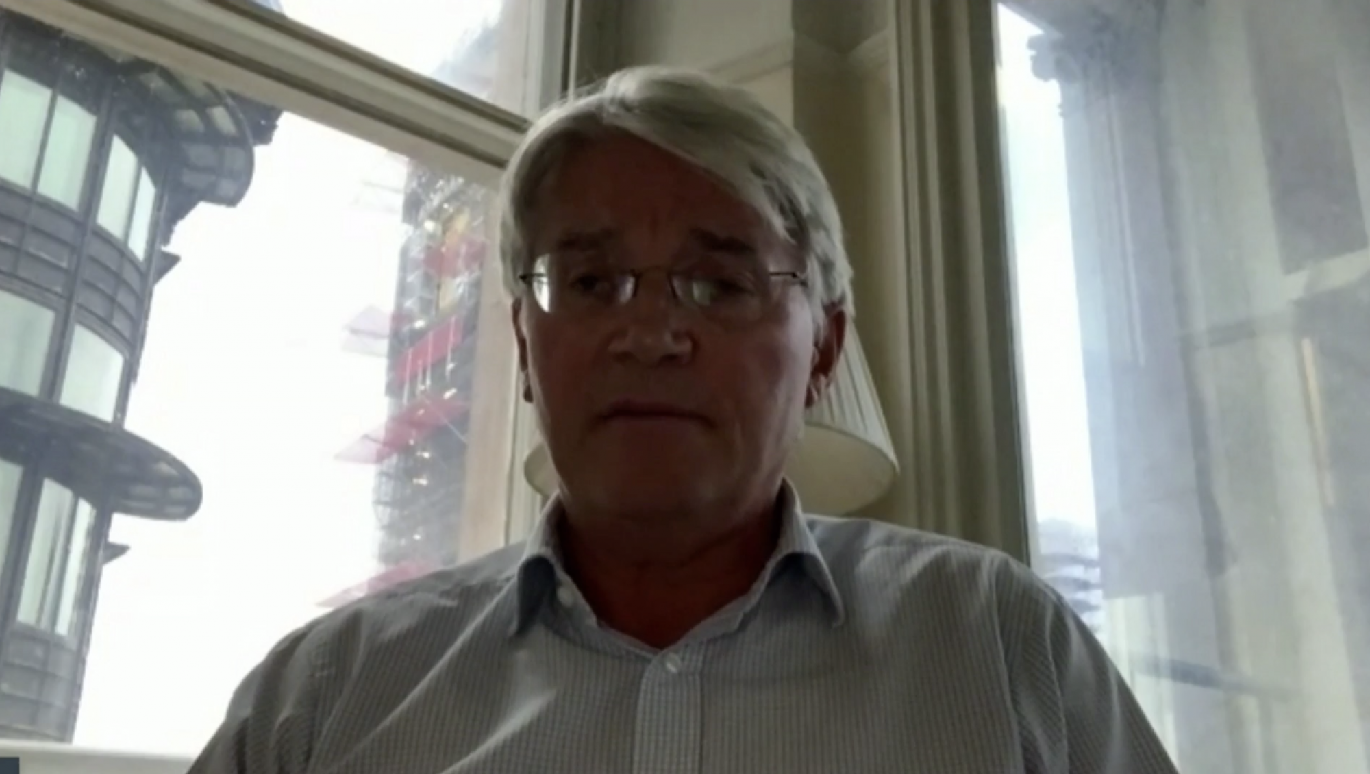 People must show 'social solidarity' – Tory MP Andrew Mitchell - channel 4
