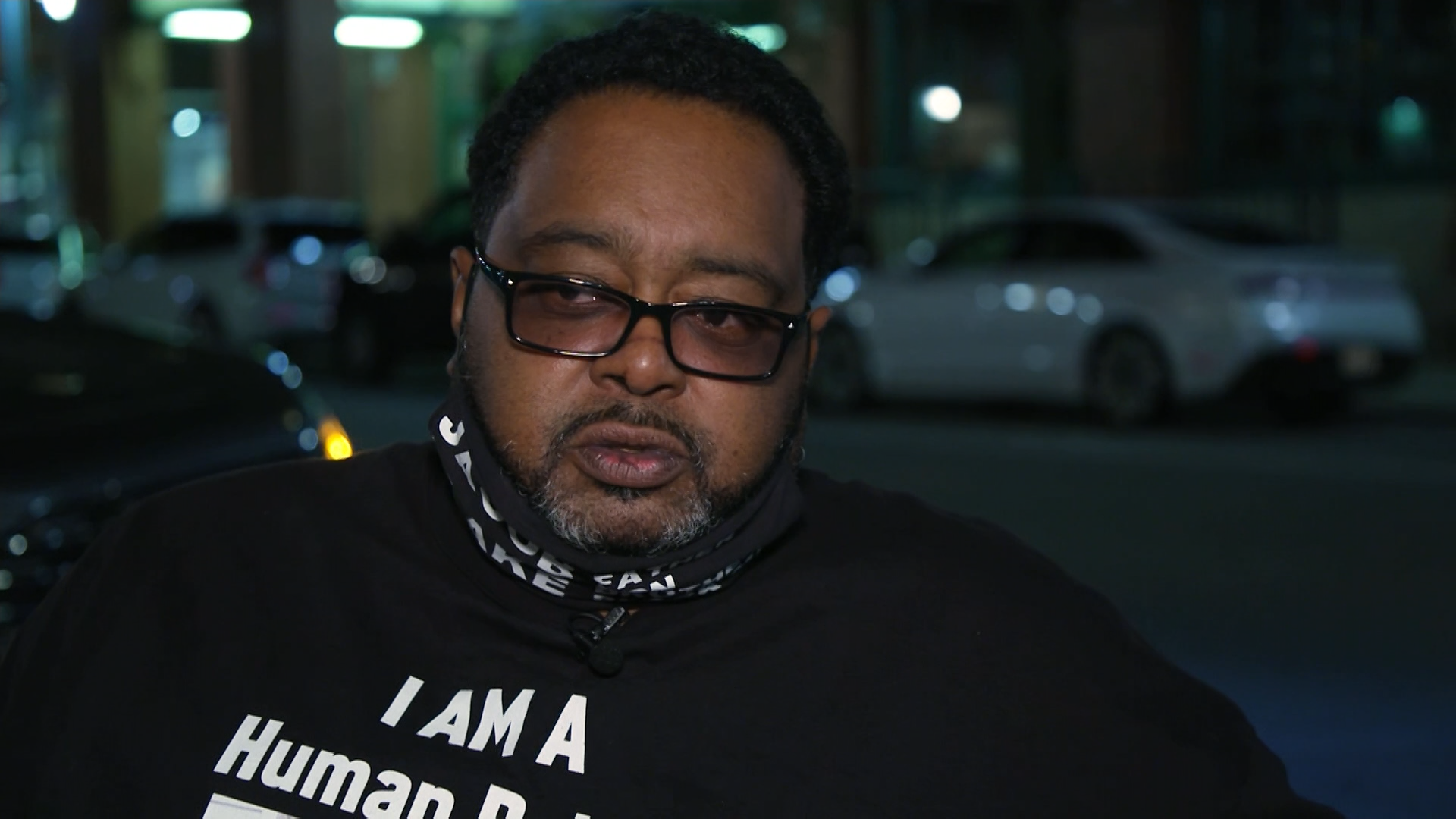 Jacob Blake's father: 'Where was the justification for the seven bullets in my son's back?'