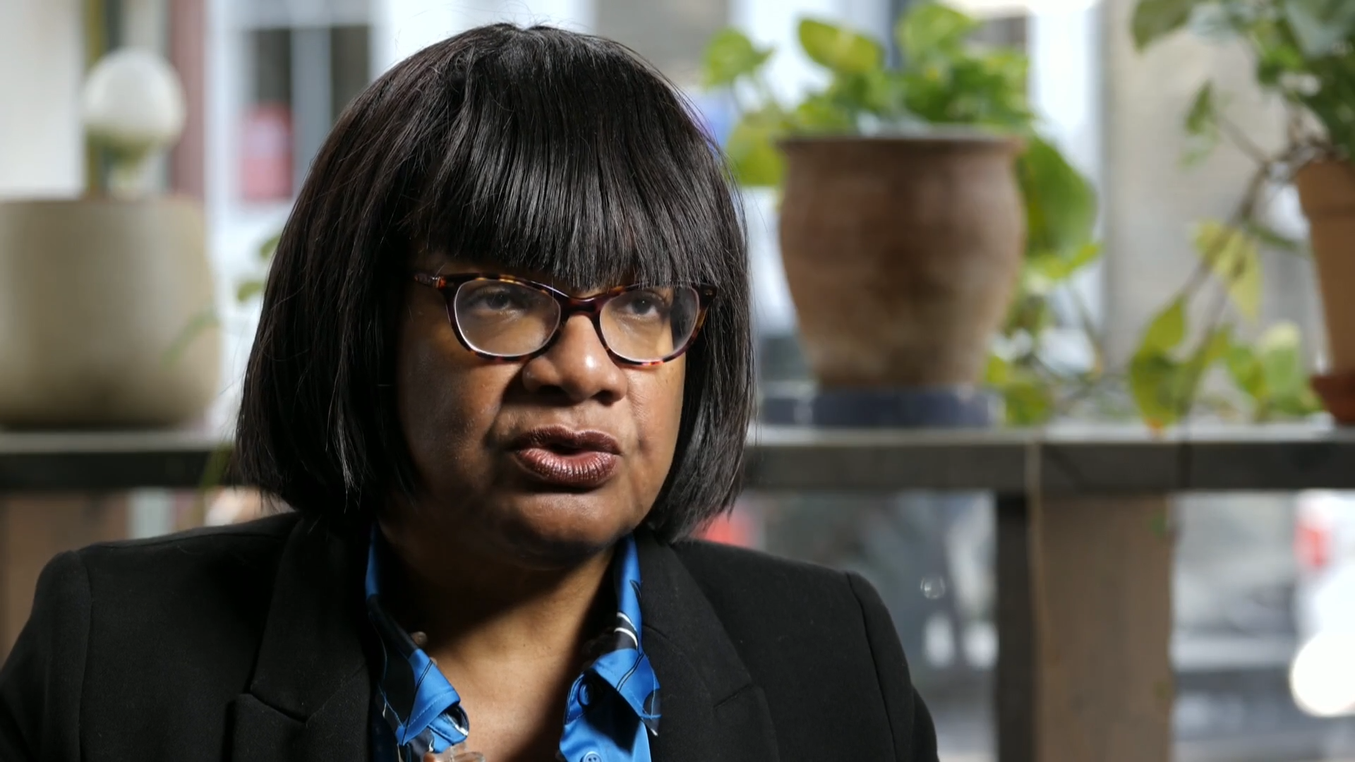 'There's a danger if you come from a working class background… that the establishment will absorb you' – Diane Abbott on getting into politics - channel 4