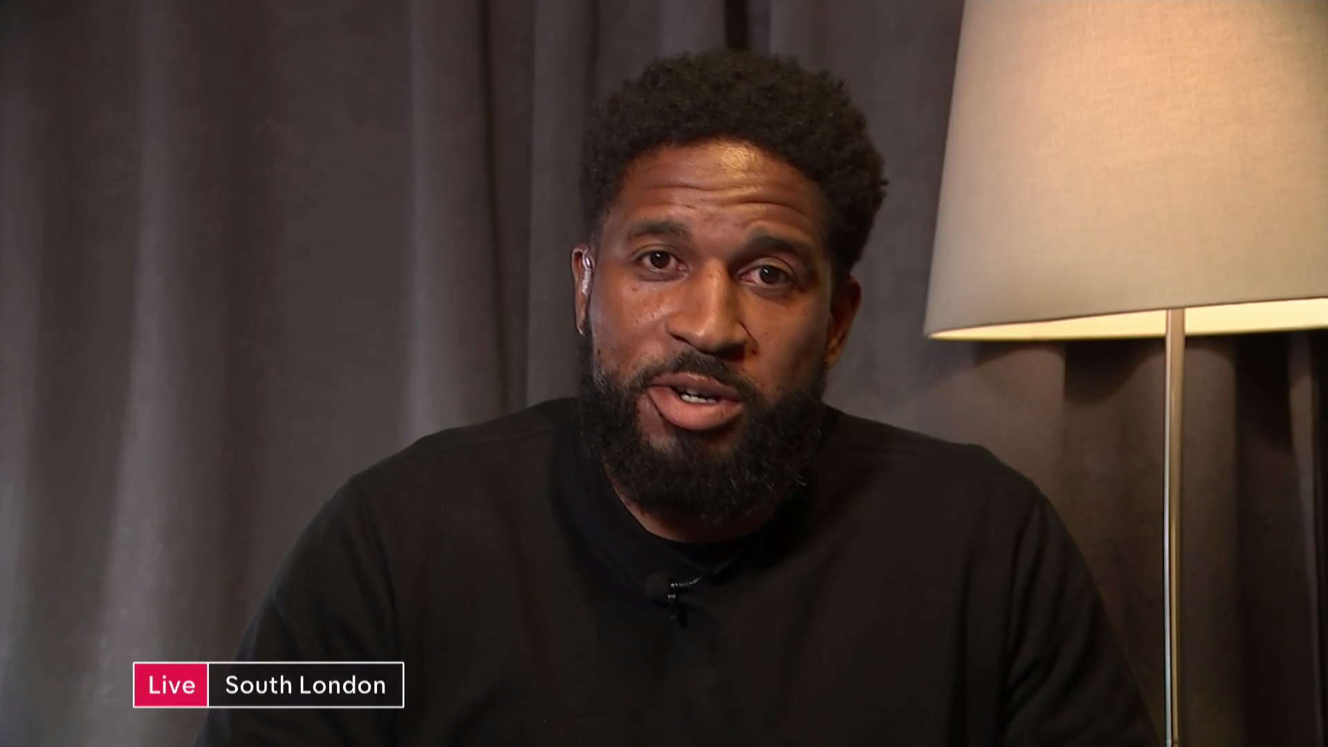 'Met Police are in their own bubble and think they're doing a great job' – community activist Sayce Holmes-Lewis on stop and search - channel 4
