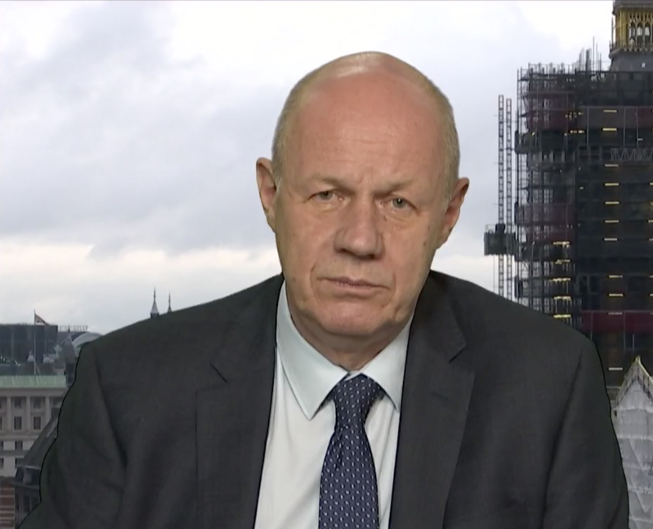 Tory MP Damian Green: 'We are all in this together' - channel 4