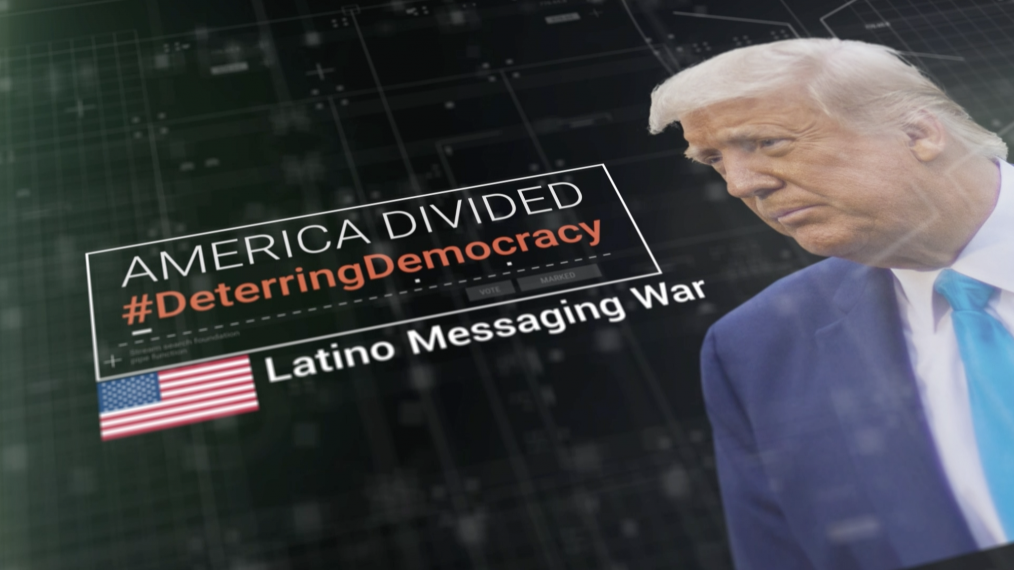 How the Trump campaign is targeting Hispanic voters - channel 4