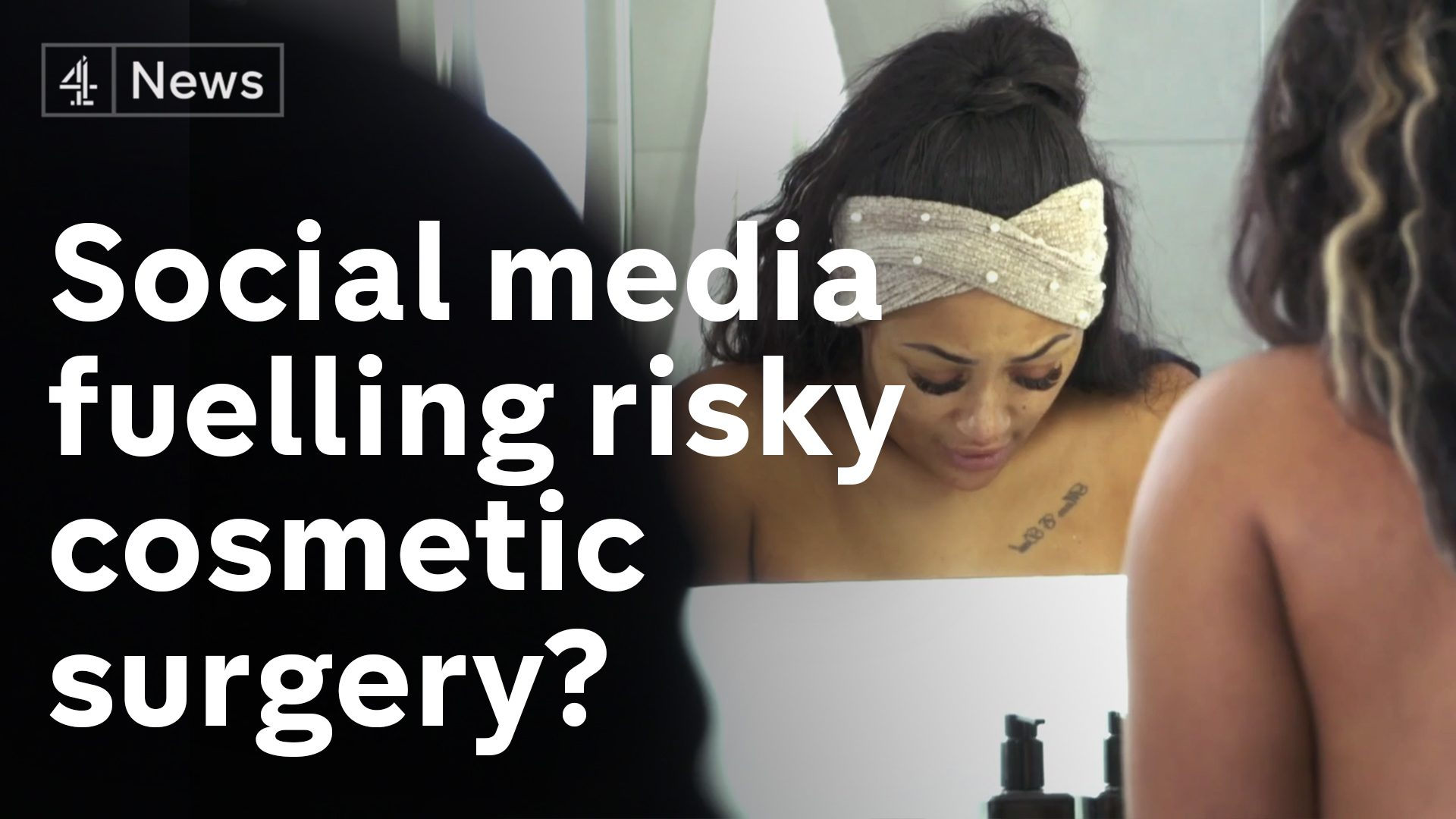 Is social media fuelling risky cosmetic surgery and body dysmorphia? - channel 4