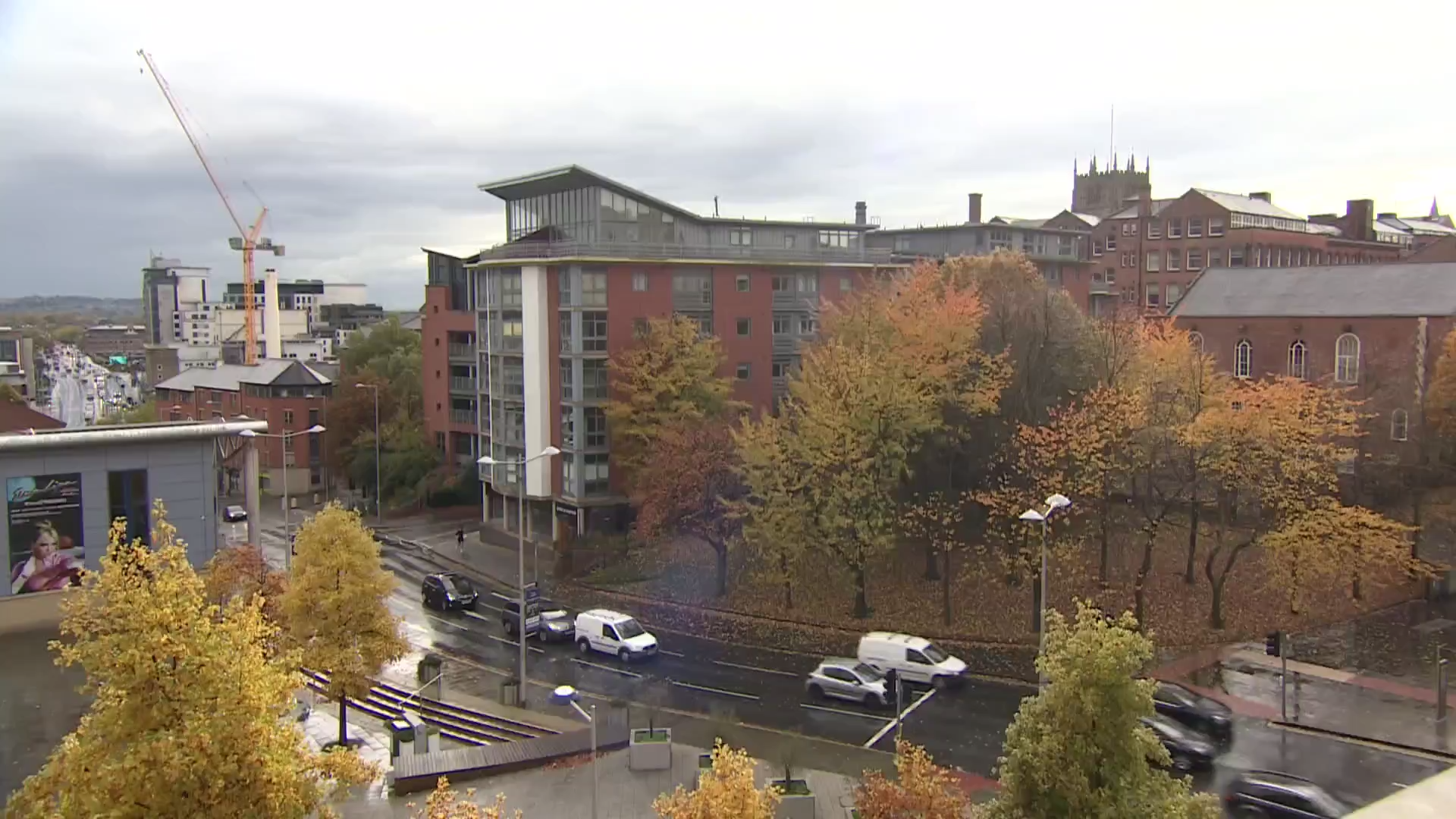 Nottingham hospital trust warns of Covid surge as city considers tighter restrictions - channel 4