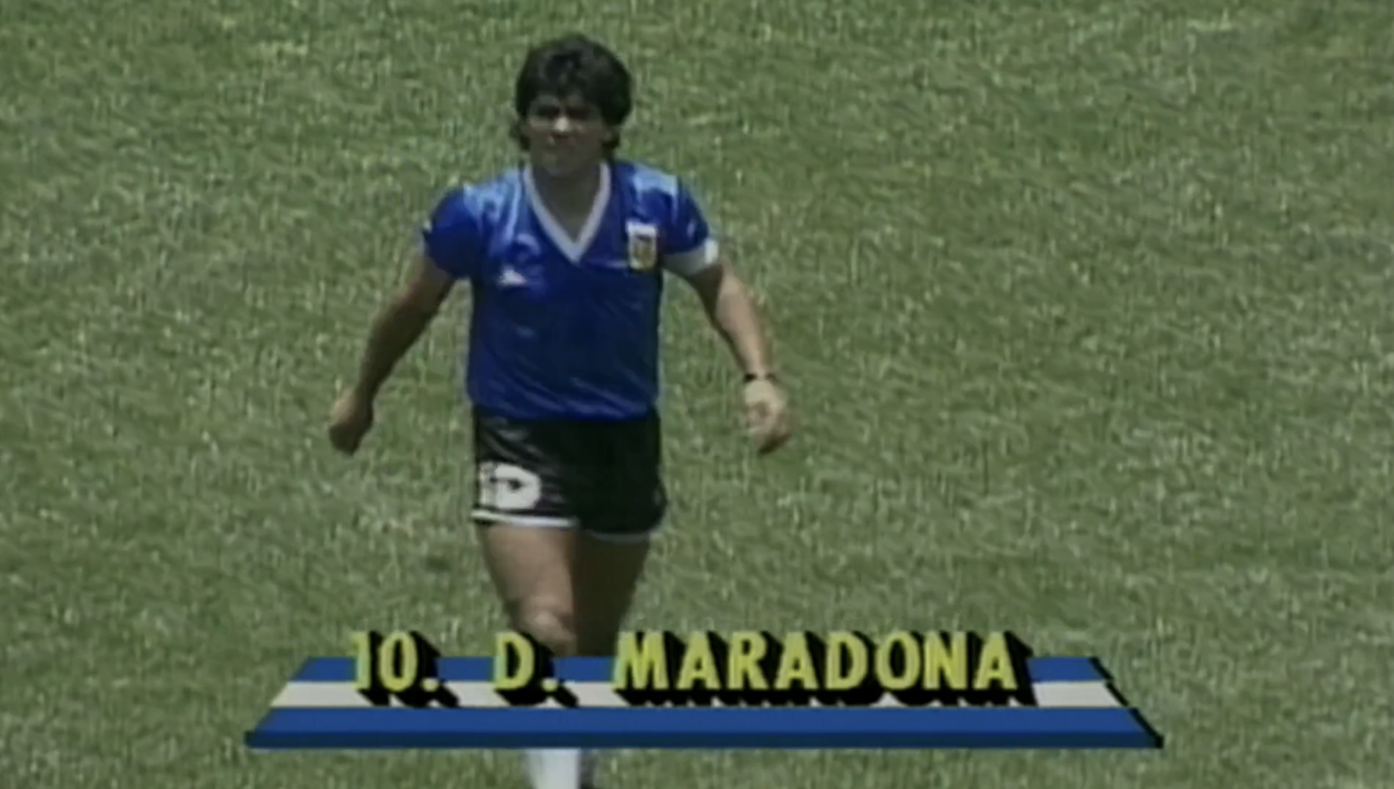 Argentina football legend Diego Maradona dies aged 60 - channel 4