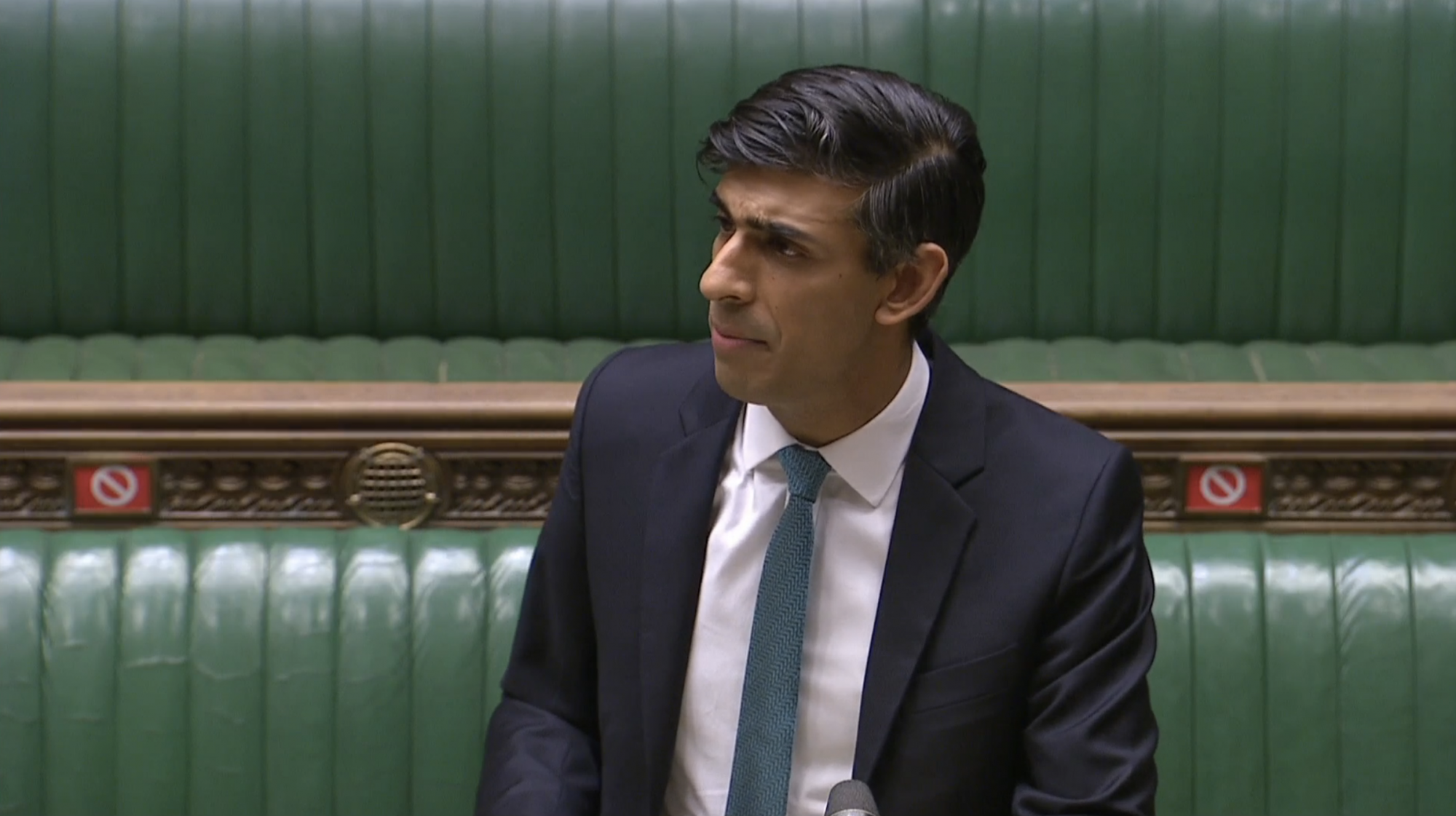 Chancellor Rishi Sunak warns UK economy will shrink by 11% this year - channel 4