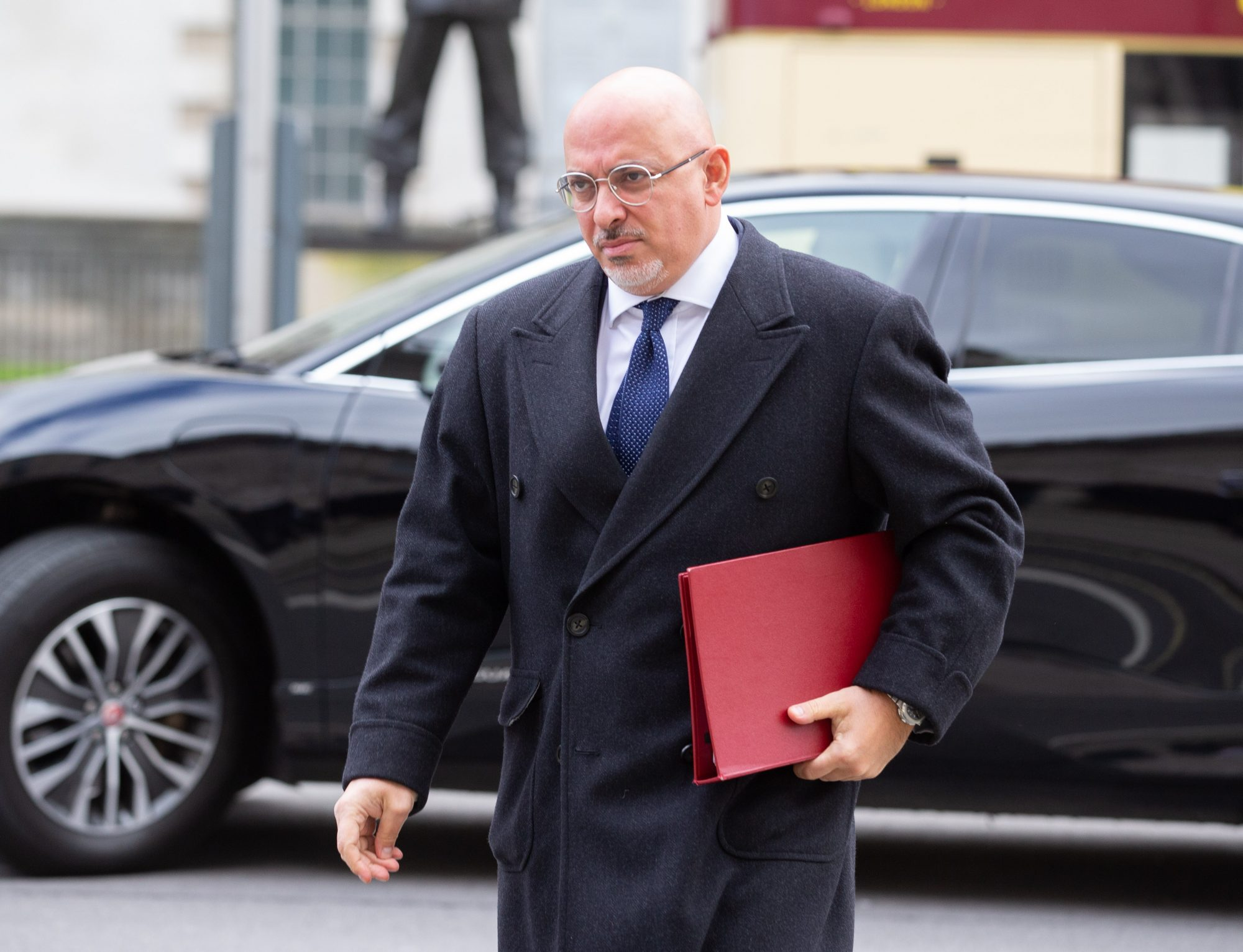 Government appoints Nadhim Zahawi as vaccines minister - channel 4