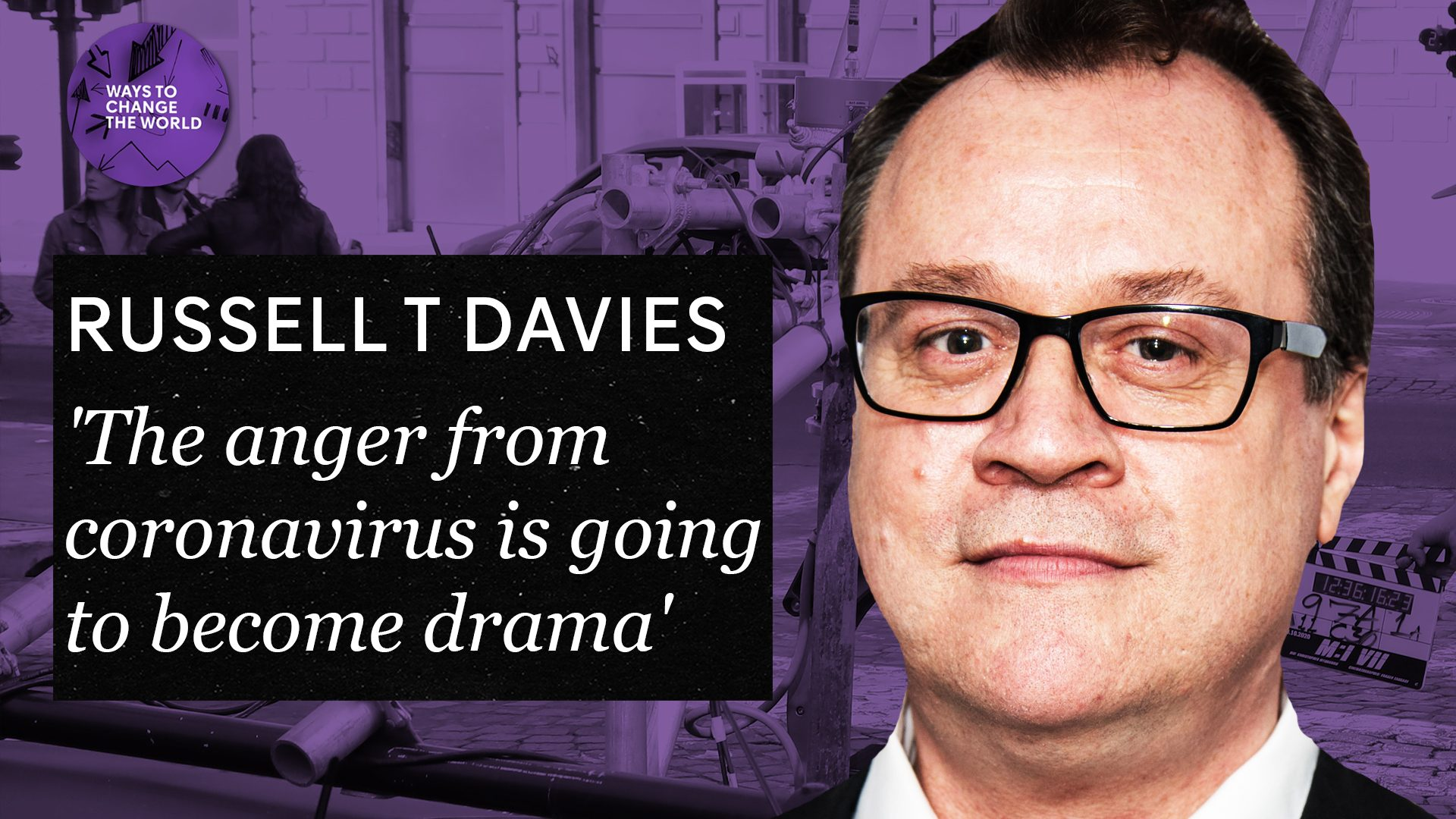 Series 6, Episode 23: Russell T Davies - channel 4