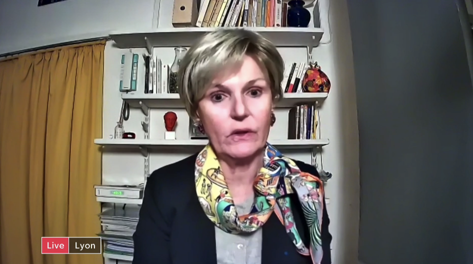 'We are facing some kind of vaccine nationalism' – French MEP Veronique Trillet-Lenoir - channel 4