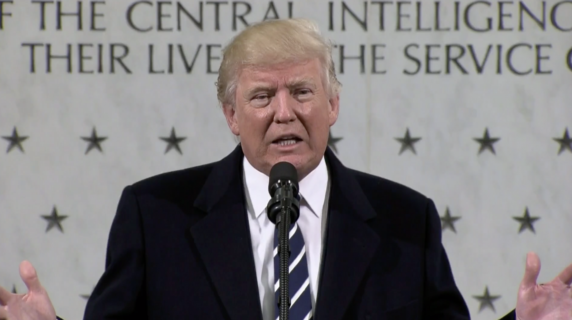 How has Trump's talk of 'fake news' undermined US democracy?