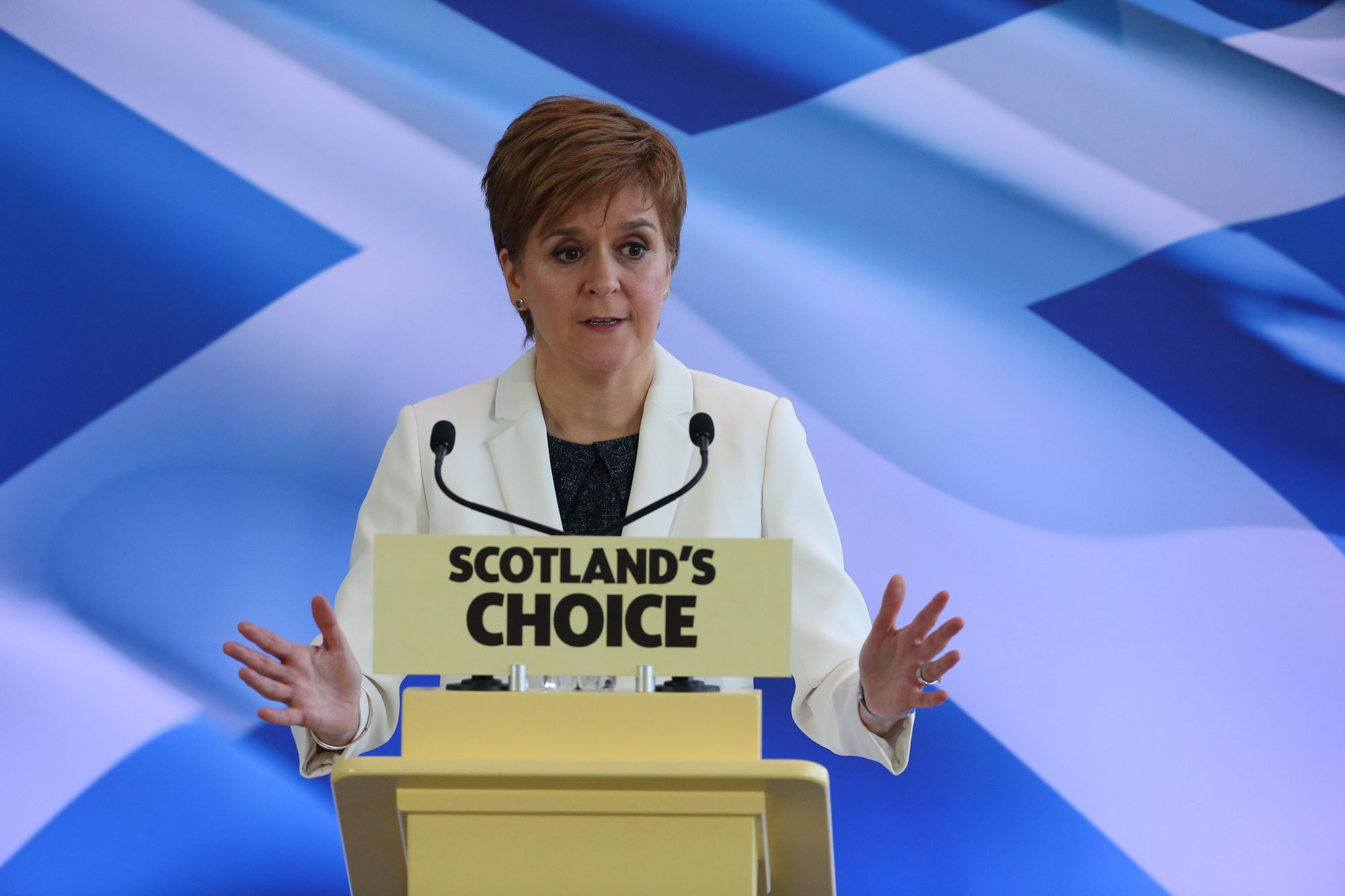 SNP sets out plans for second independence referendum - channel 4