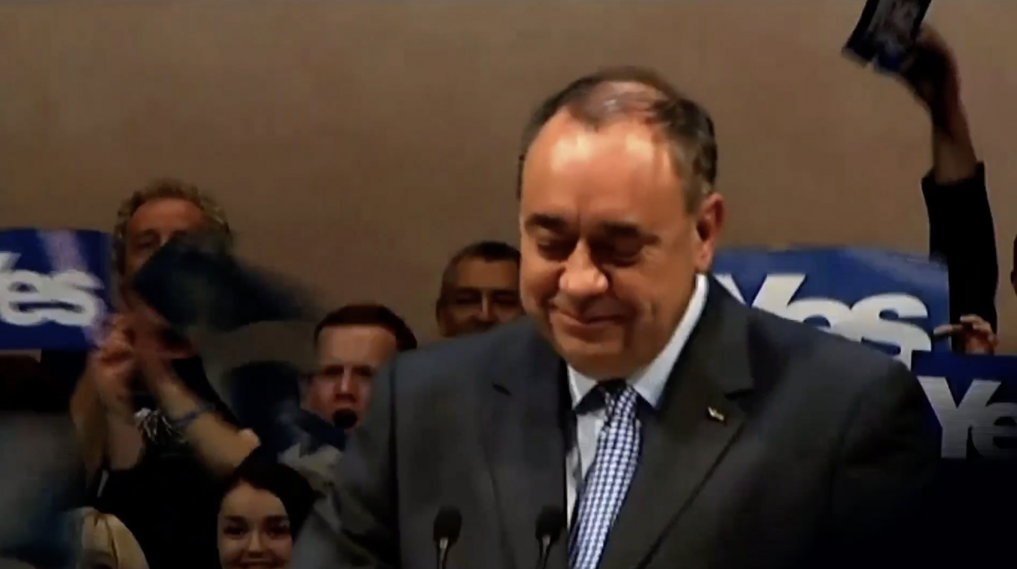 Salmond pulls out of appearance at Holyrood committee