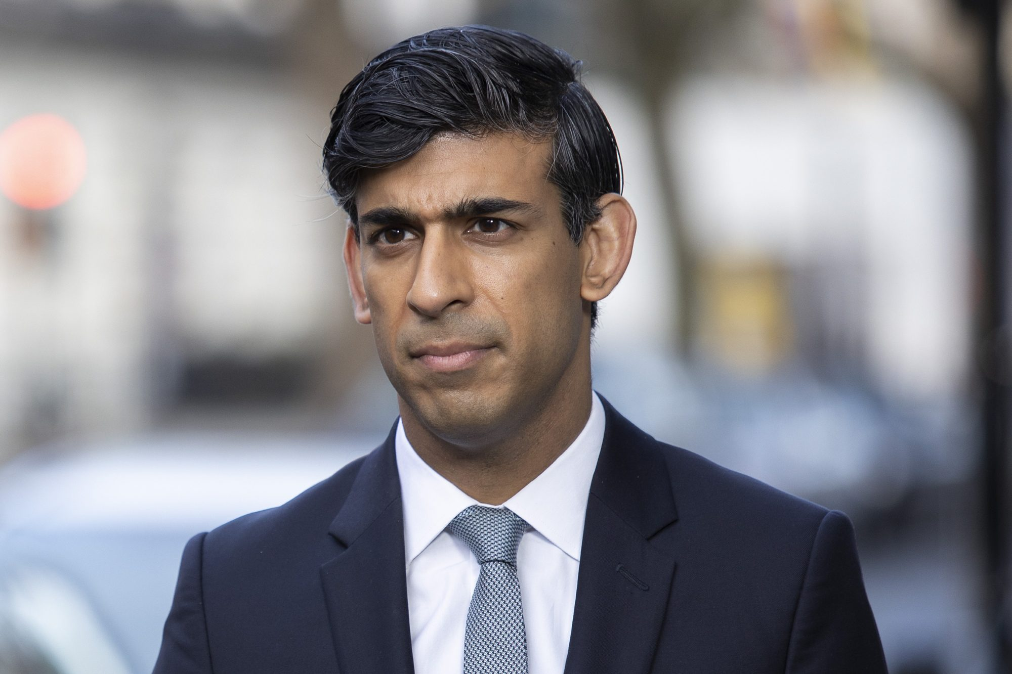 Chancellor Rishi Sunak says UK economy to face 'enormous strains' following lockdown - channel 4
