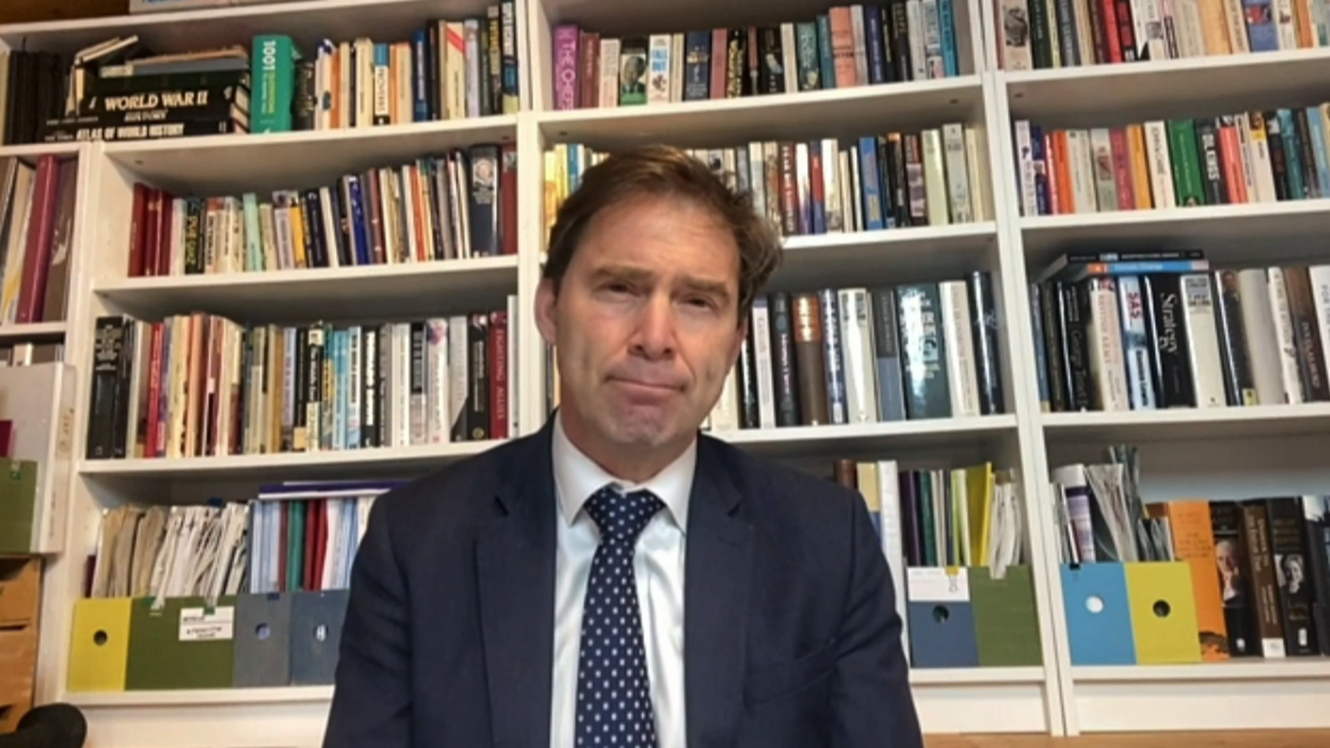 UK's 'security and prosperity will be affected' if aid is cut – Tory MP Tobias Ellwood