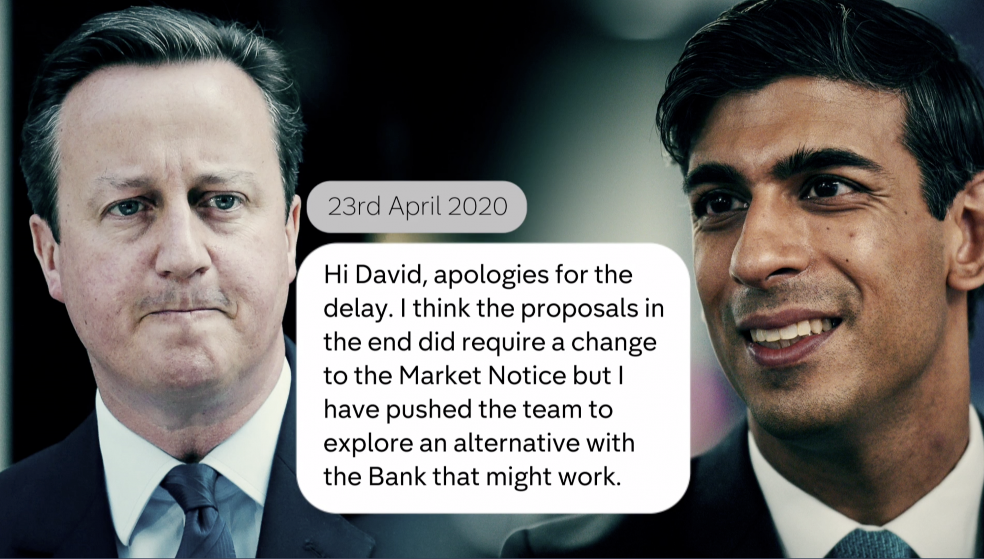 Chancellor publishes David Cameron text messages amid lobbying row