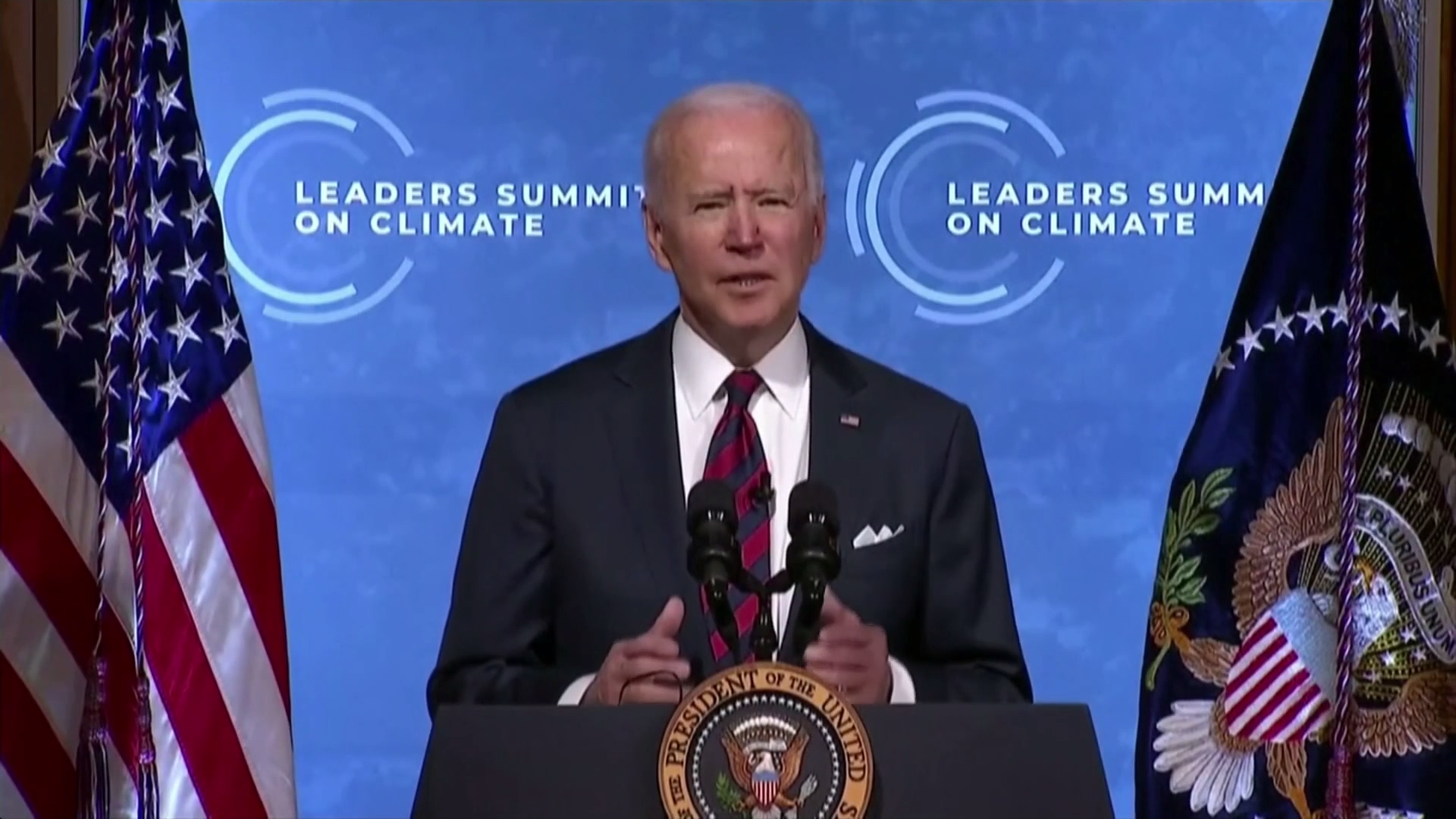 Climate crisis: Biden pledges to cut carbon emissions – but will it make a difference?
