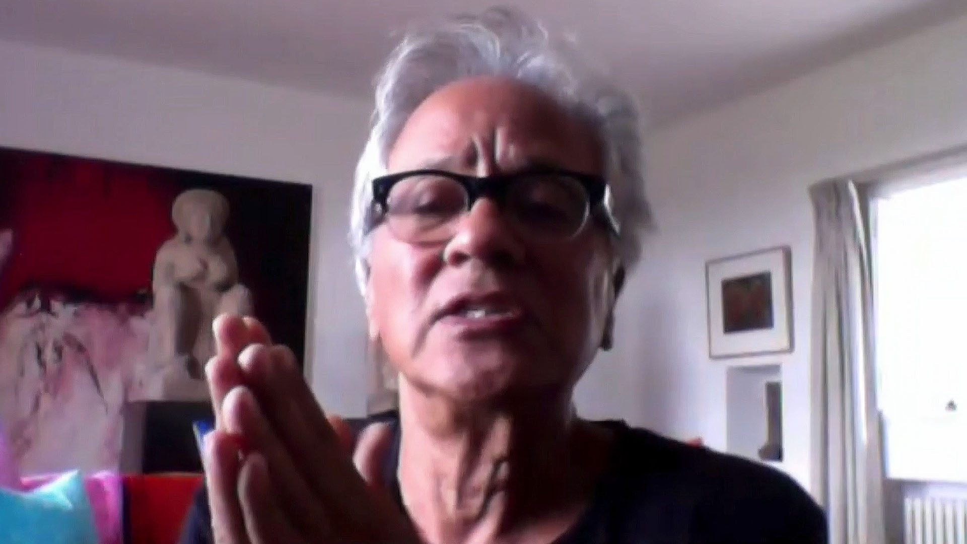 India's 'invisible and unwanted' will suffer most from Covid – sculptor Sir Anish Kapoor