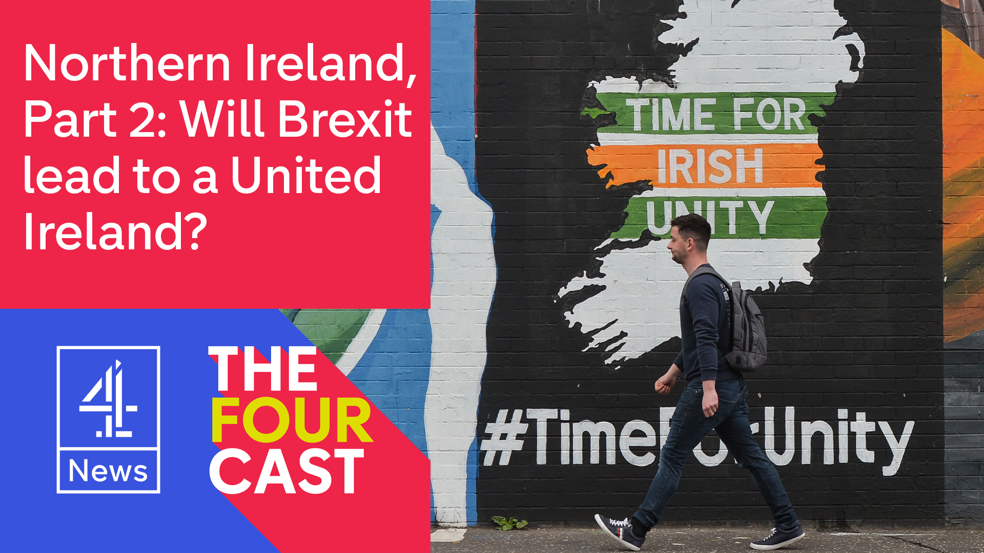 Will Brexit lead to a United Ireland? – Channel 4 NewsChannel 4 NewsShare on FacebookShare on TwitterShare on WhatsAppShare on WhatsAppShare on WhatsAppLoad more share optionsShare on FacebookShare on TwitterShare on WhatsAppShare on WhatsAppShare on WhatsAppLoad more share options