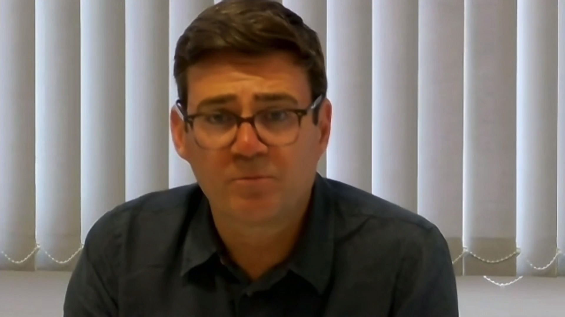 'All parties culpable on social care' – Greater Manchester Mayor Andy Burnham - channel 4