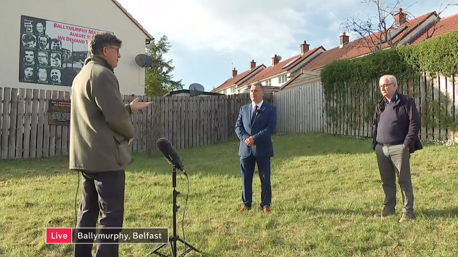 'Today was a landmark, a day for truth and justice' – Ballymurphy families' campaign - channel 4
