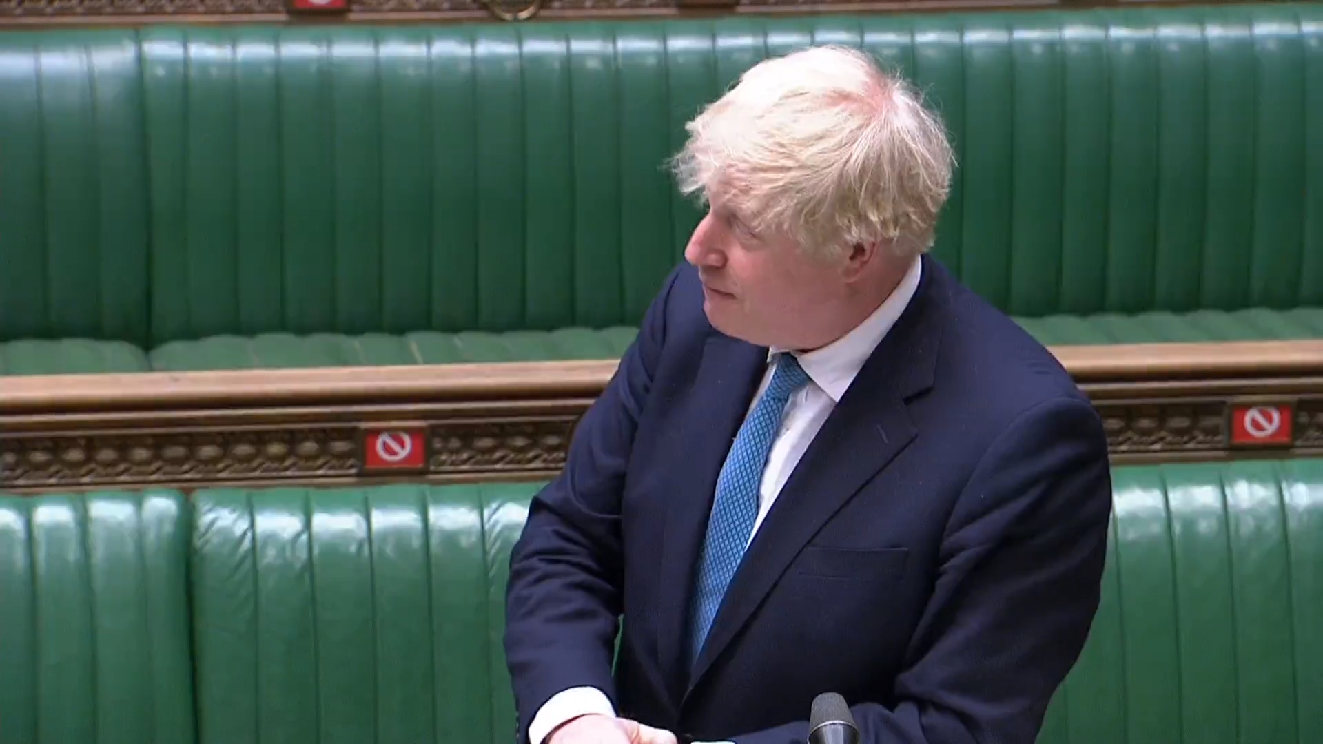 Boris Johnson says UK must turn 'jabs into jobs' after pandemic - channel 4