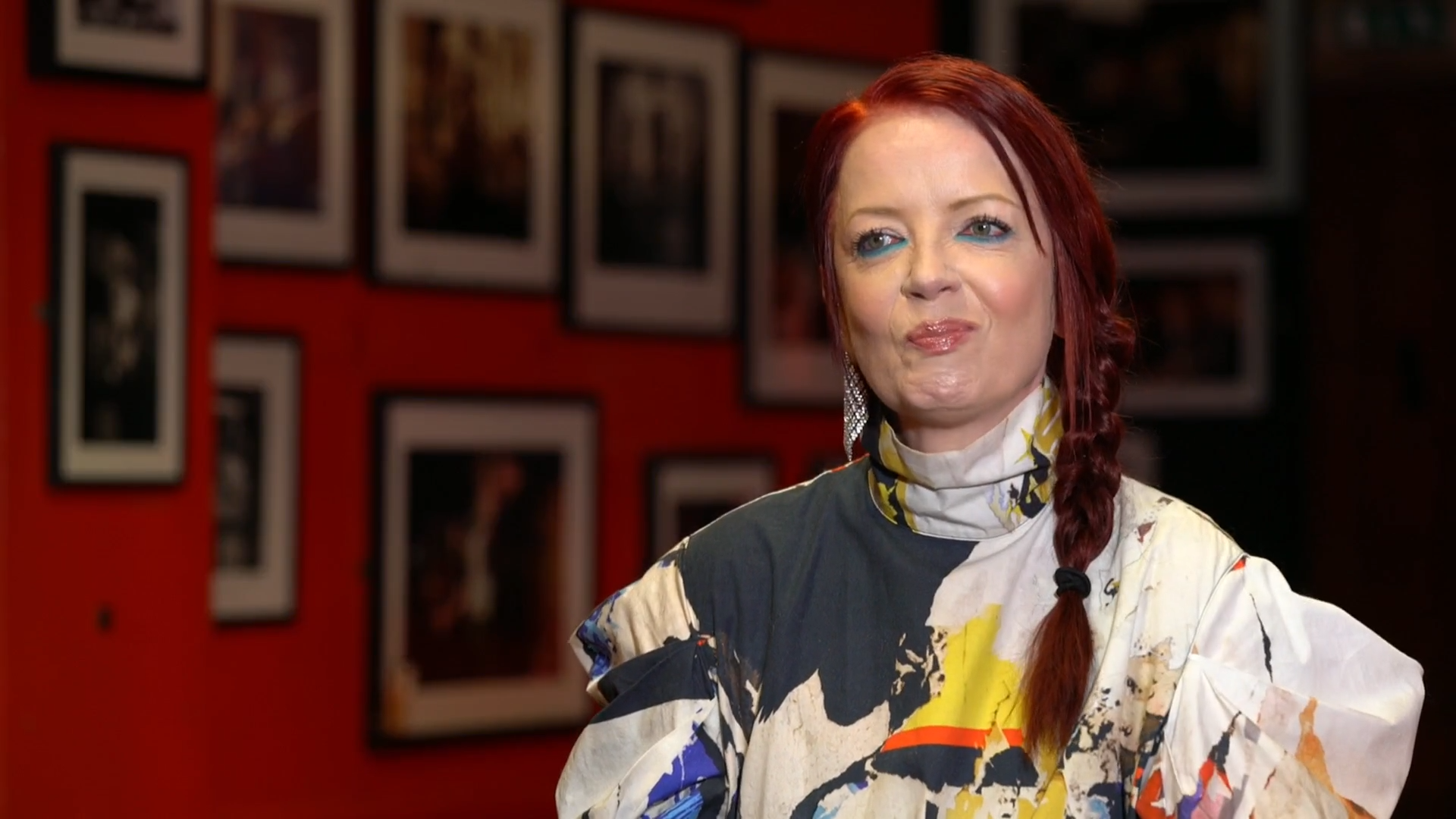 Shirley Manson says day of reckoning coming for music industry - channel 4