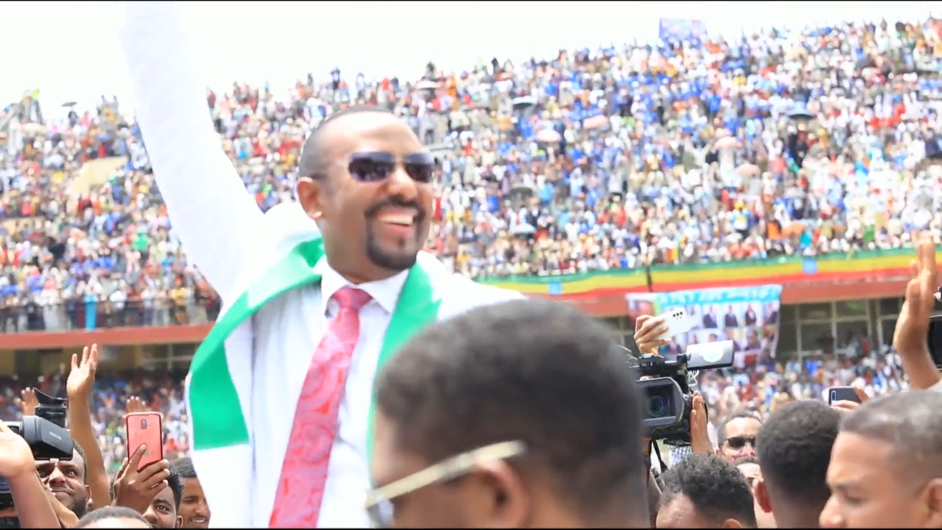 Ethiopians head to the polls following months of violence in Tigray region - channel 4
