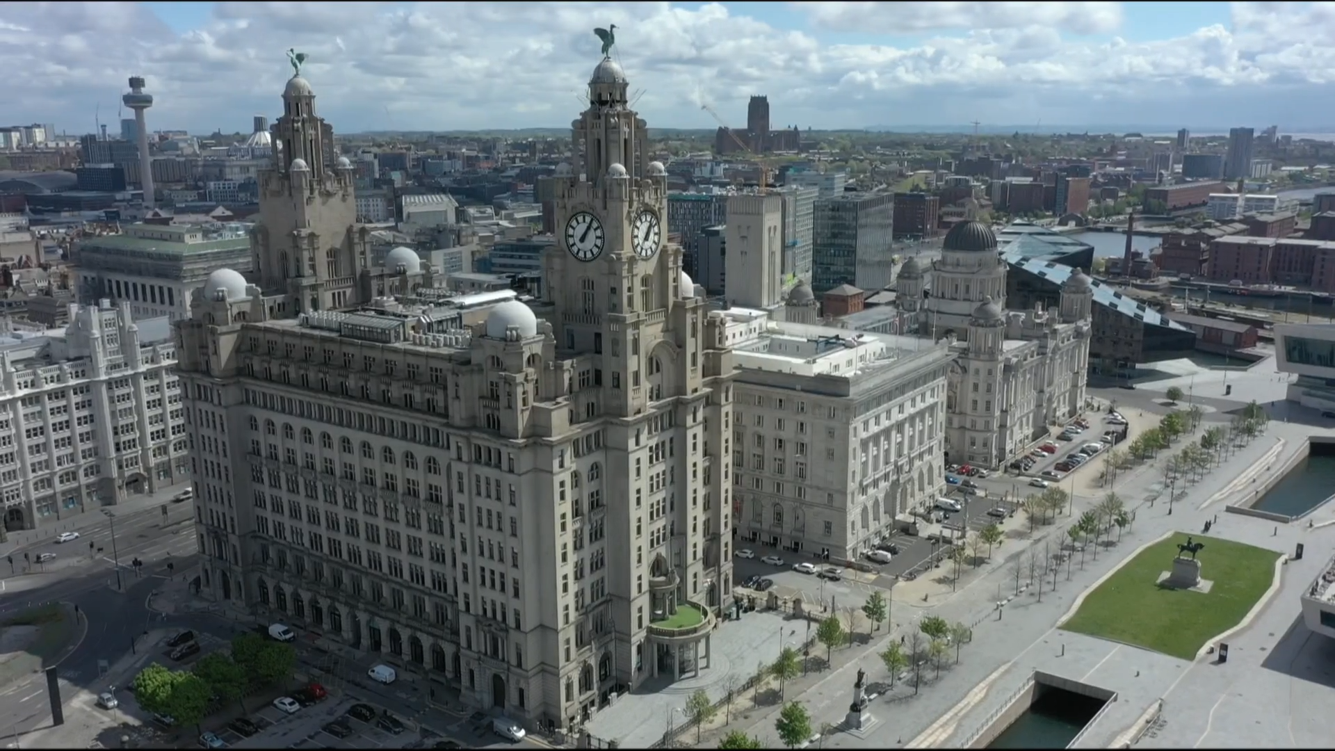 Liverpool stripped of its world heritage status by Unesco