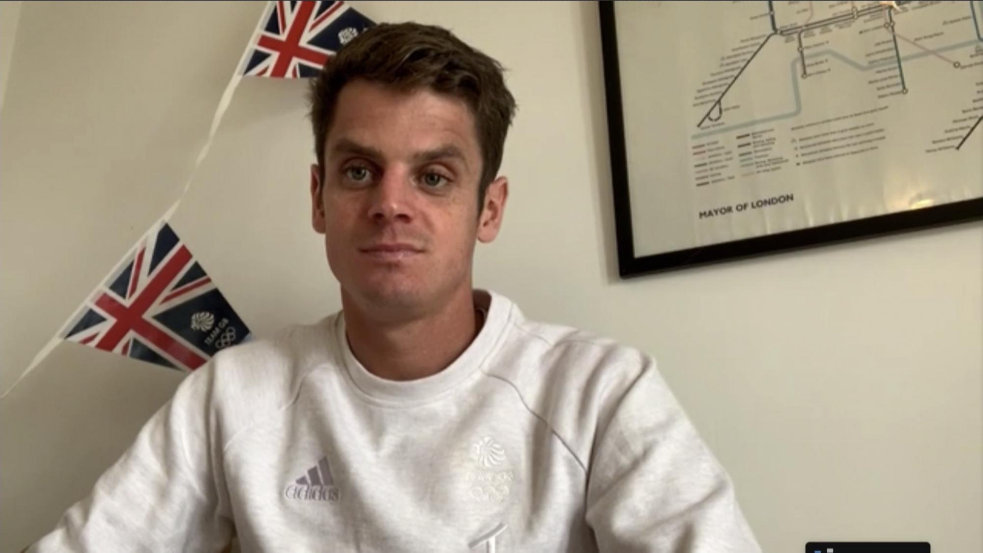 Team GB's Jonny Brownlee reflects on winning gold at 'strange' Tokyo Olympics - channel 4