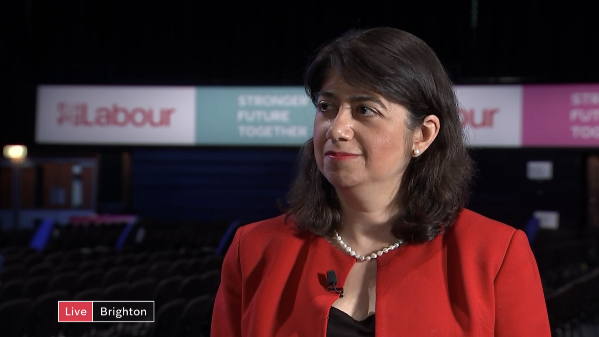 Labour 'is united' shadow minister says despite frontbench resignation - channel 4