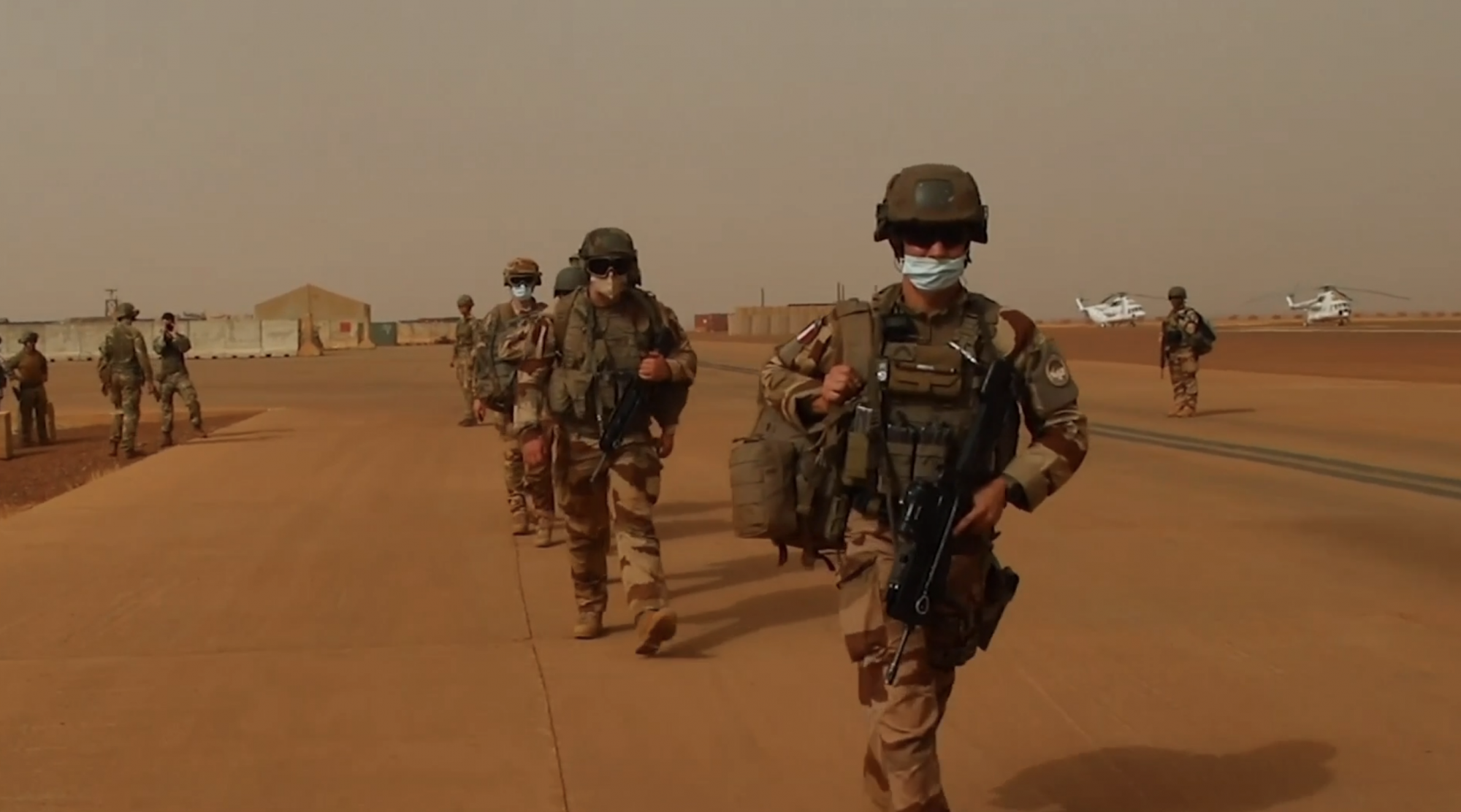 Mali accuses France of abandoning country by reducing troops fighting jihadists - channel 4
