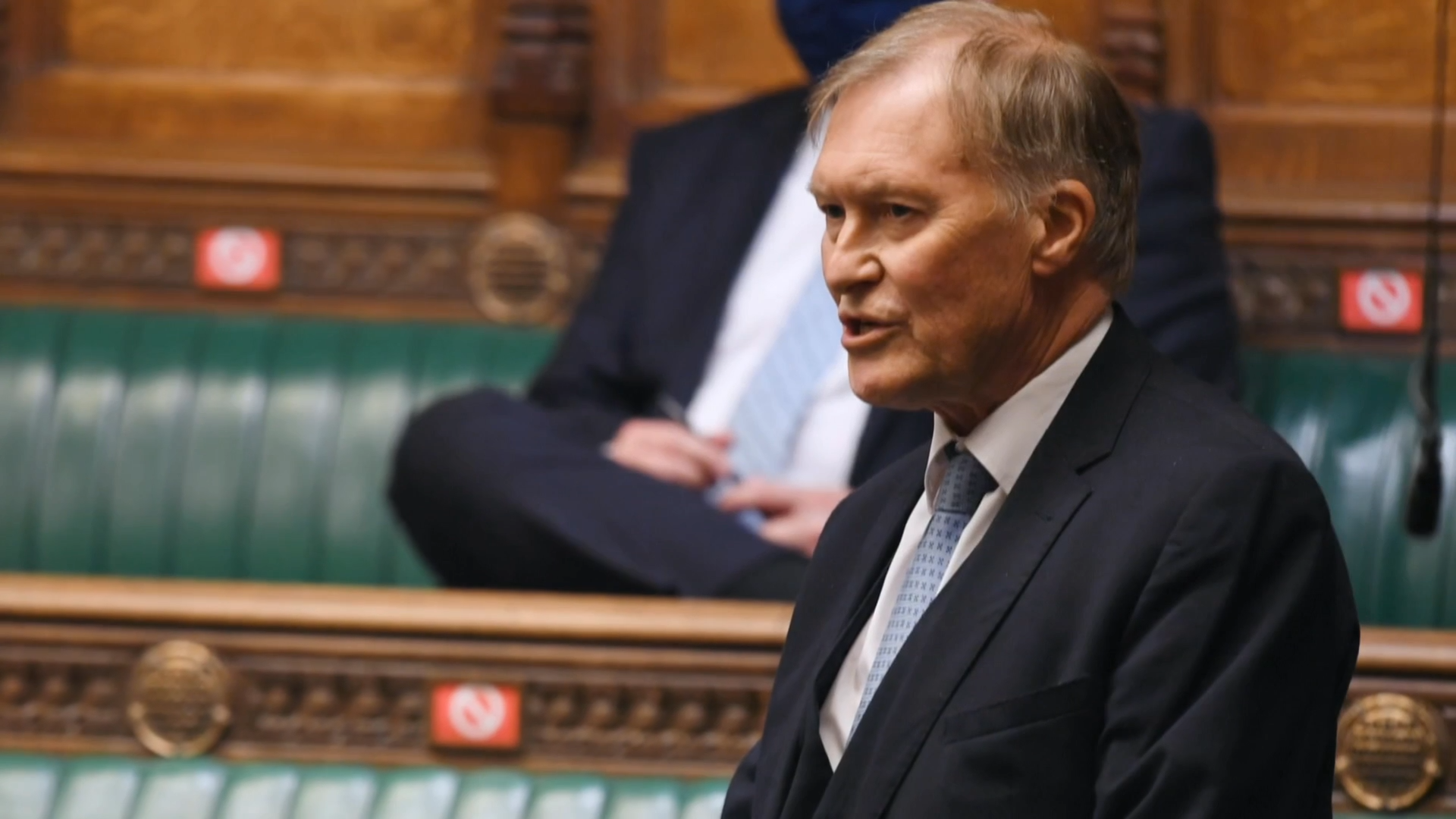 Conservative MP Sir David Amess dies after stabbing in constituency - channel 4