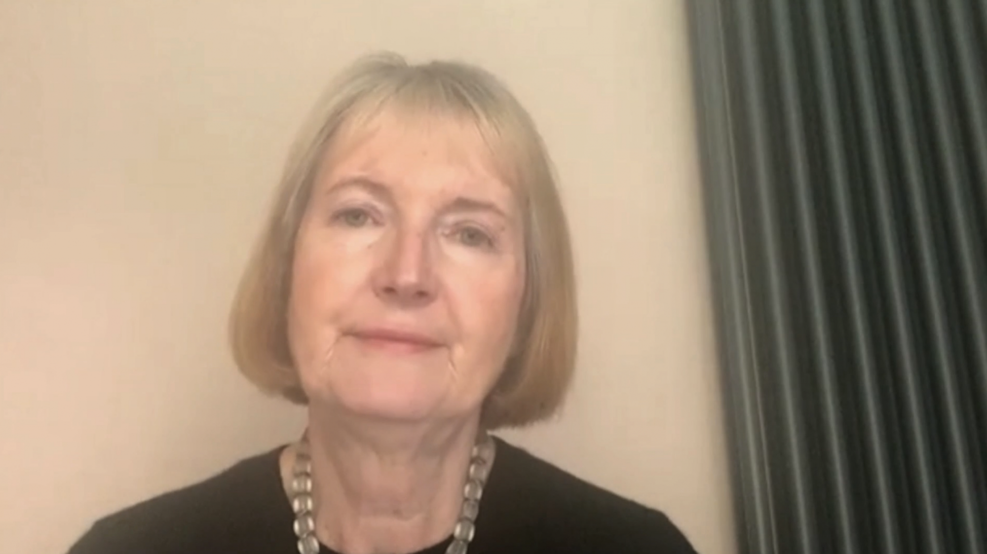 Labour MP Harriet Harman says Sir David Amess' death cannot be 'the price of democracy' - channel 4