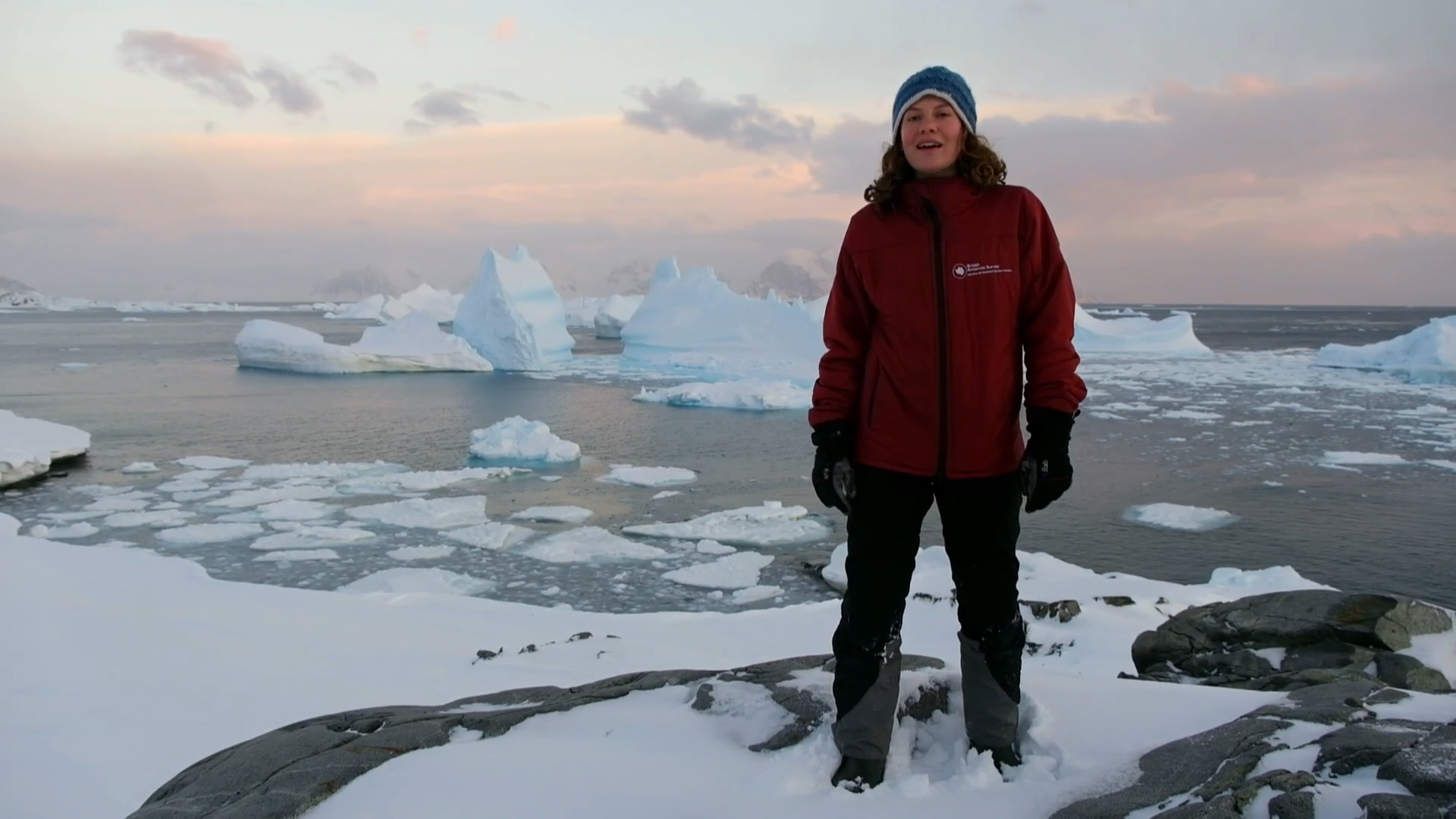 Antarctica marine biologist: 'It's not the earth that needs saving, it's us as humans' - channel 4